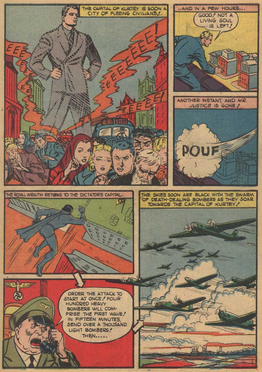 Blue Ribbon Comics (1939) issue 16 - Page 5