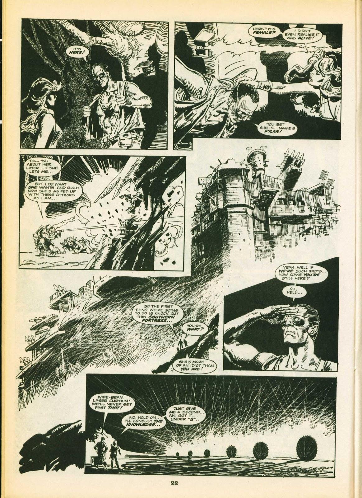 Warrior Issue #16 #17 - English 22