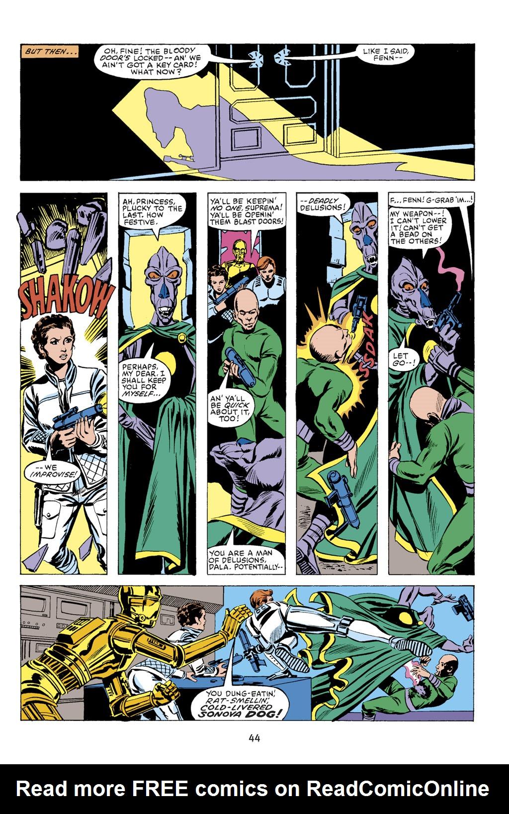 Read online Star Wars Omnibus comic -  Issue # Vol. 18 - 37
