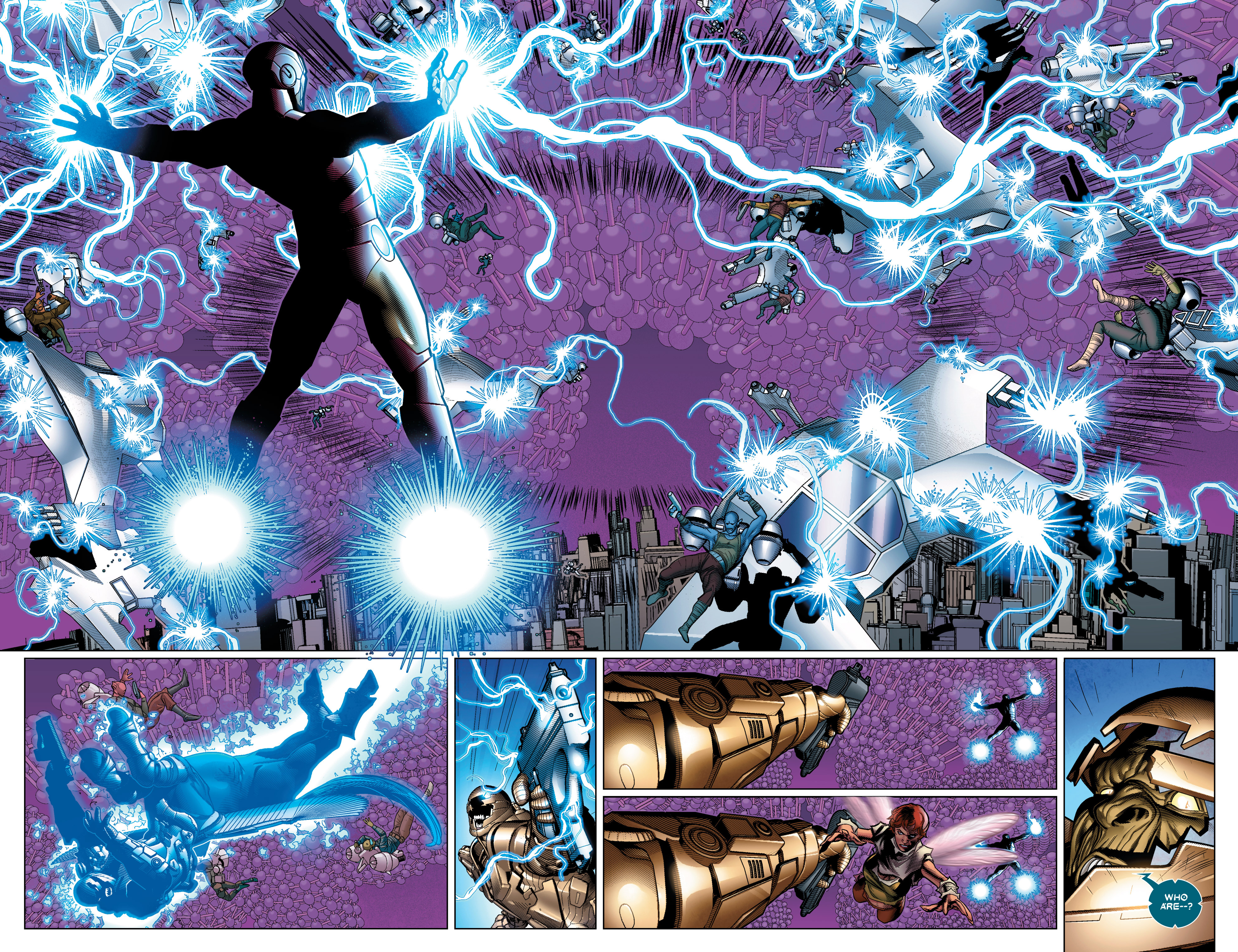 Read online Avengers (2010) comic -  Issue #34 - 18
