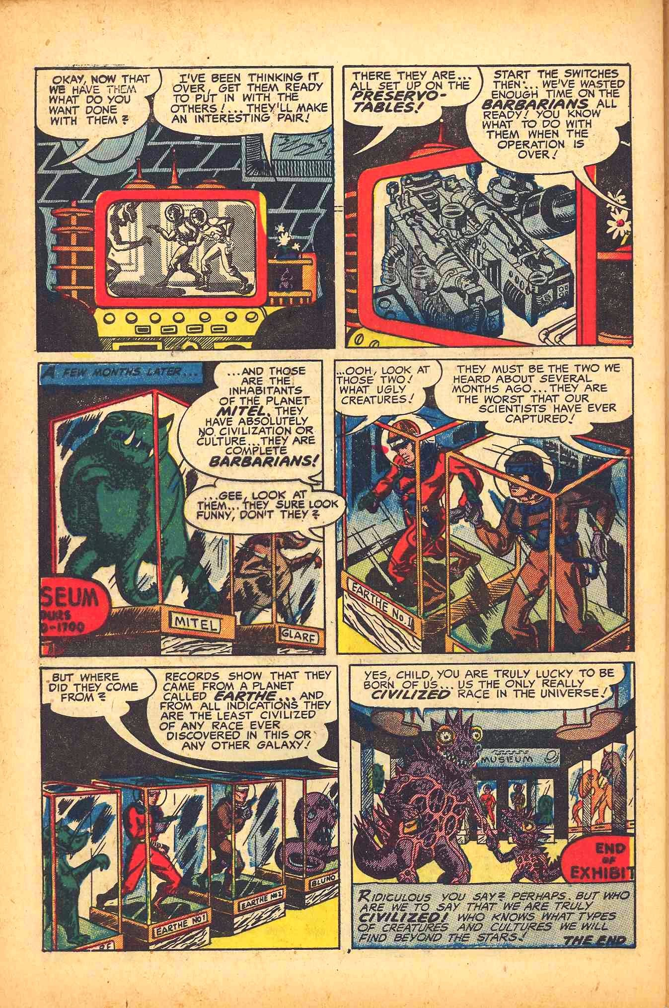Weird Mysteries (1952) issue 6 - Page 32