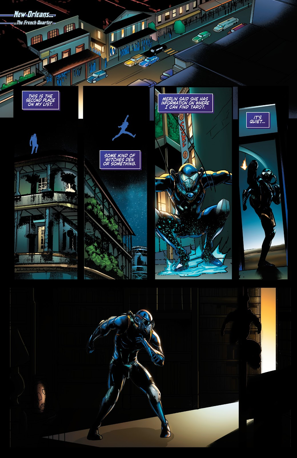 Read online Zodiac comic -  Issue #1 - 15