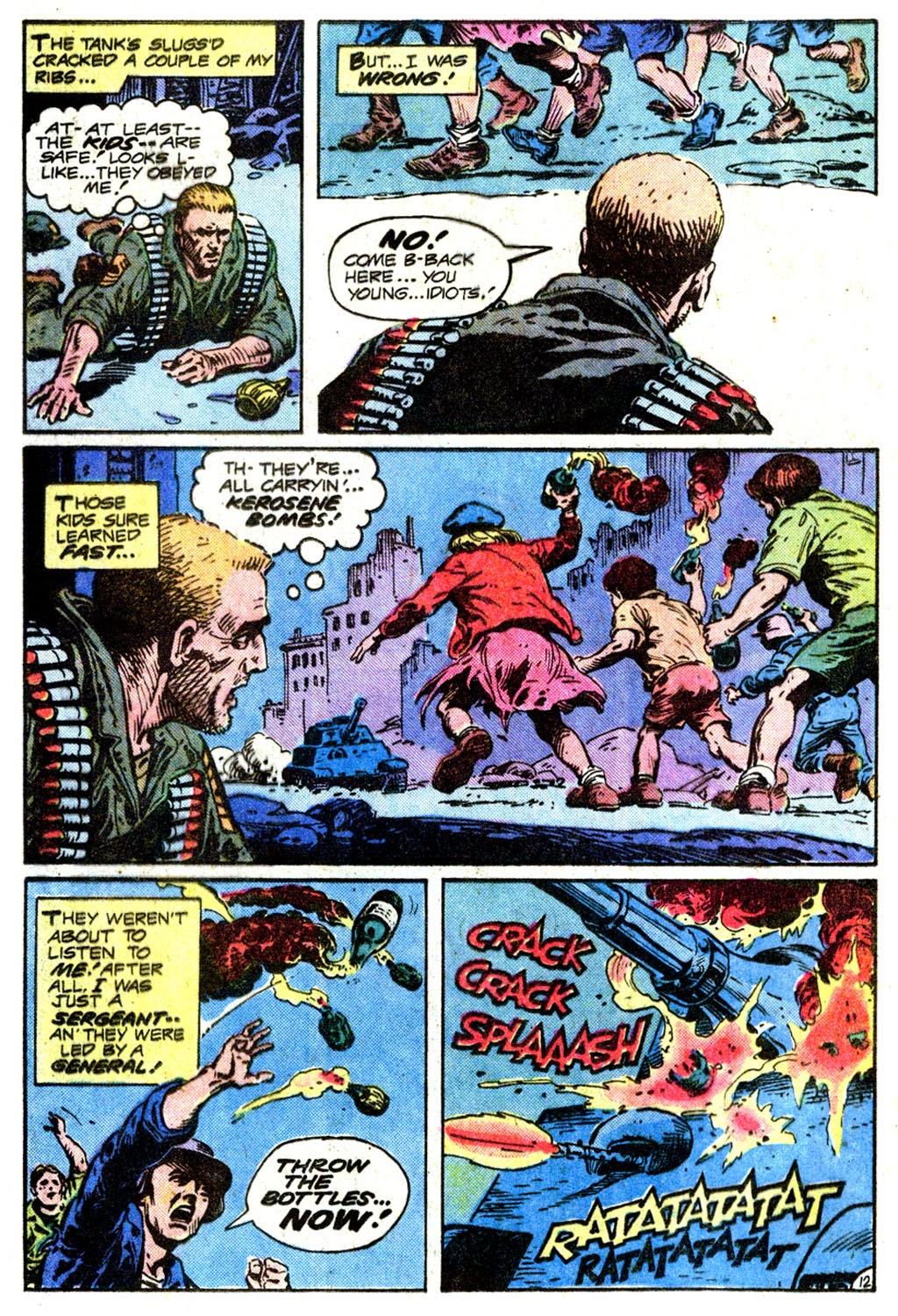 Read online Sgt. Rock comic -  Issue #358 - 13
