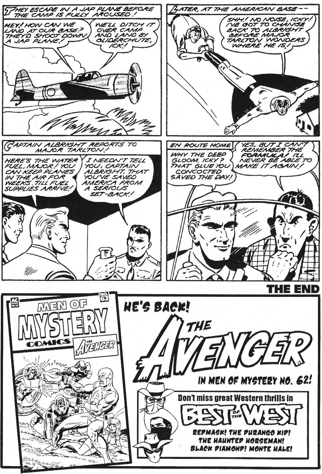 Read online Men of Mystery Comics comic -  Issue #61 - 50