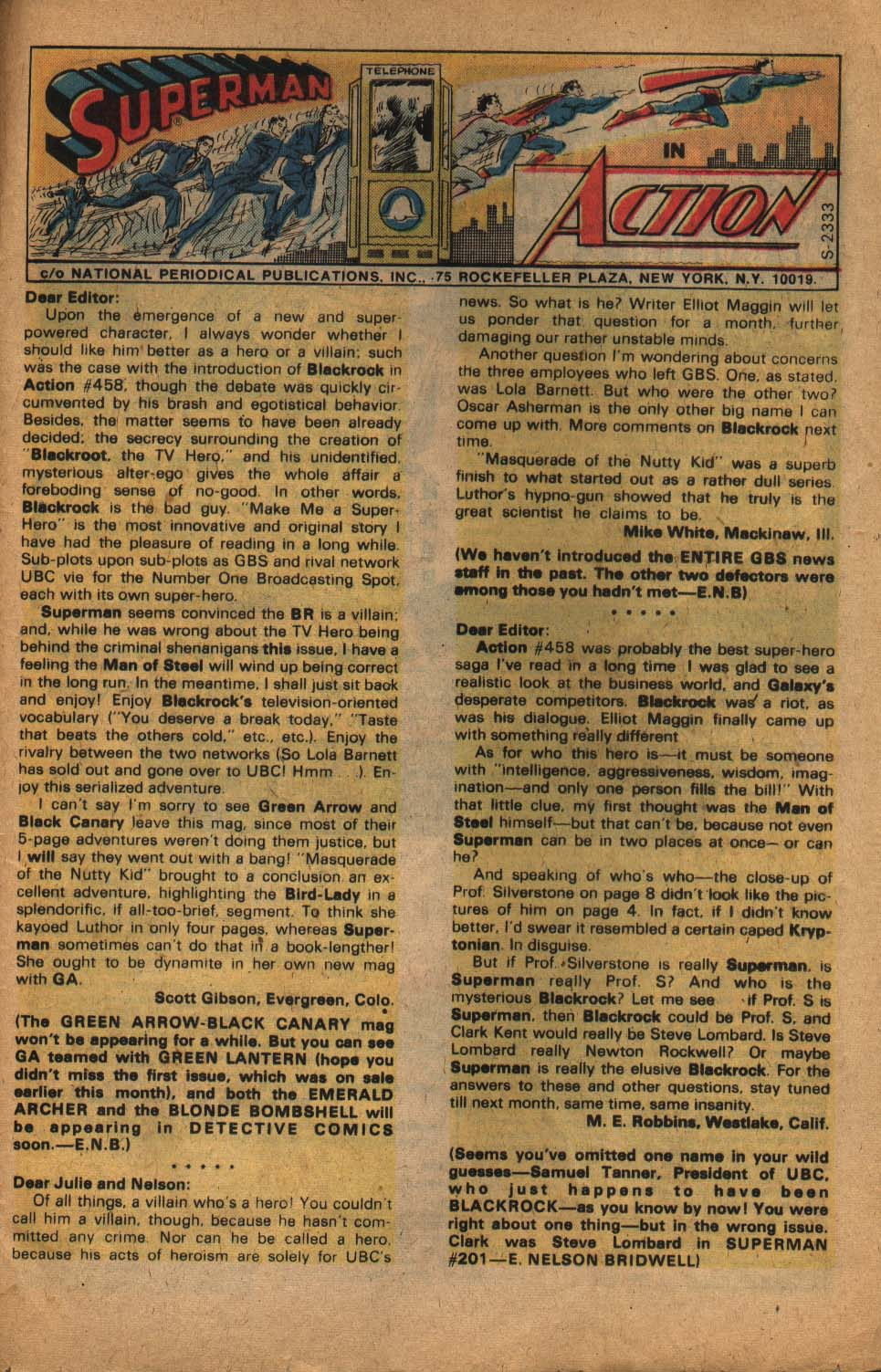 Action Comics (1938) 462 Page 32