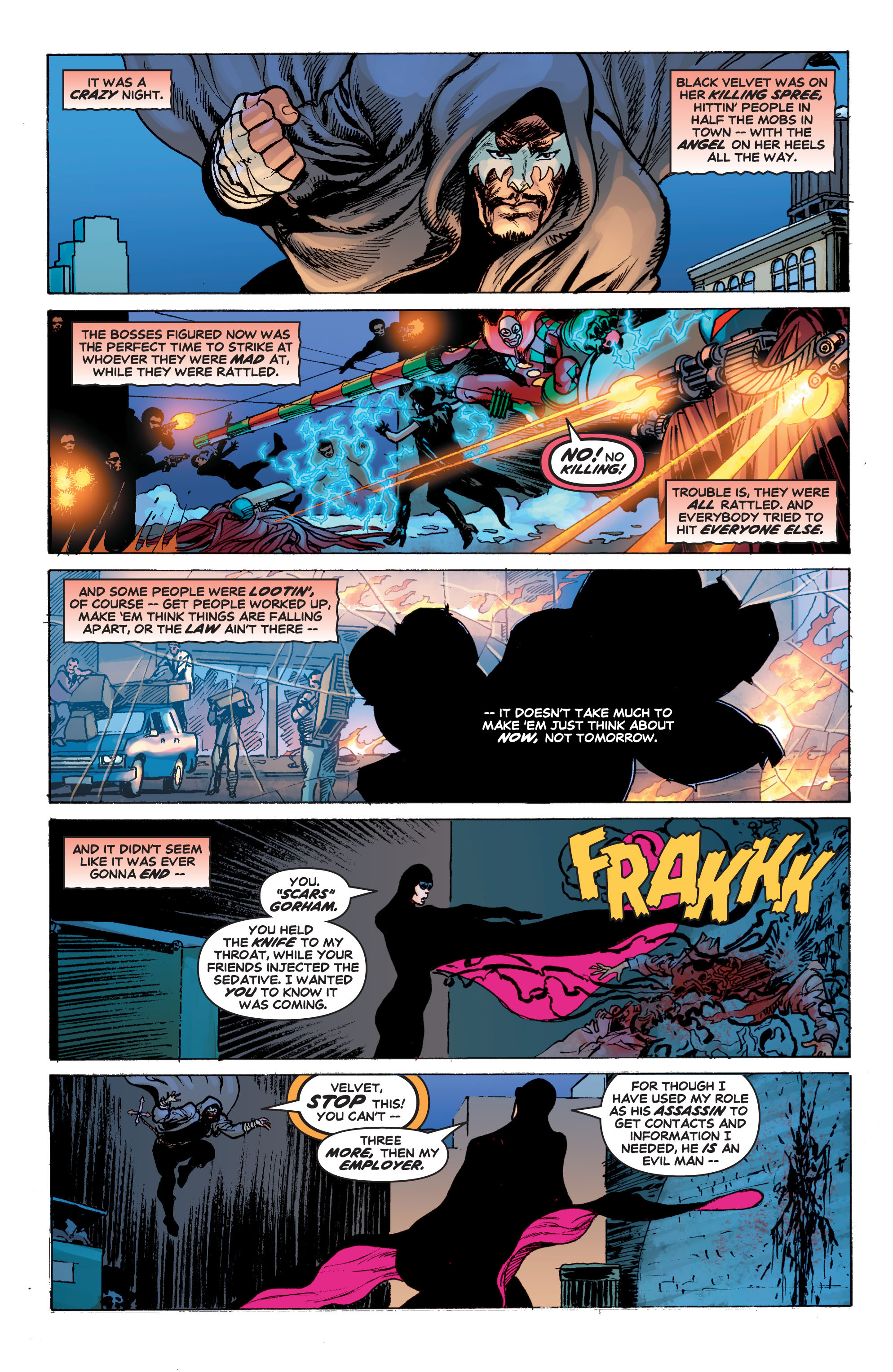 Read online Astro City: Dark Age/Book Two comic -  Issue #3 - 23