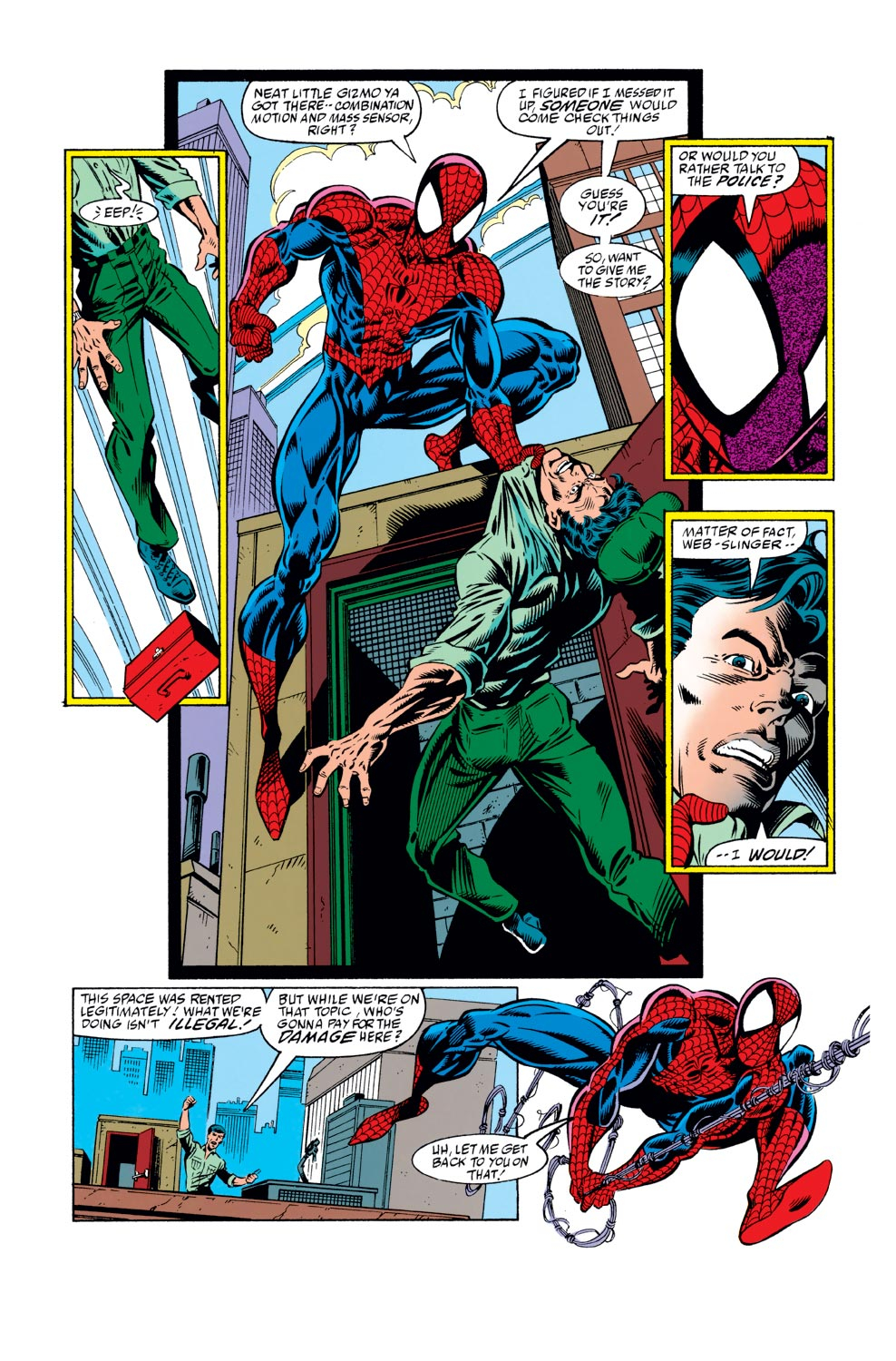 The Amazing Spider-Man (1963) 383 Page 5
