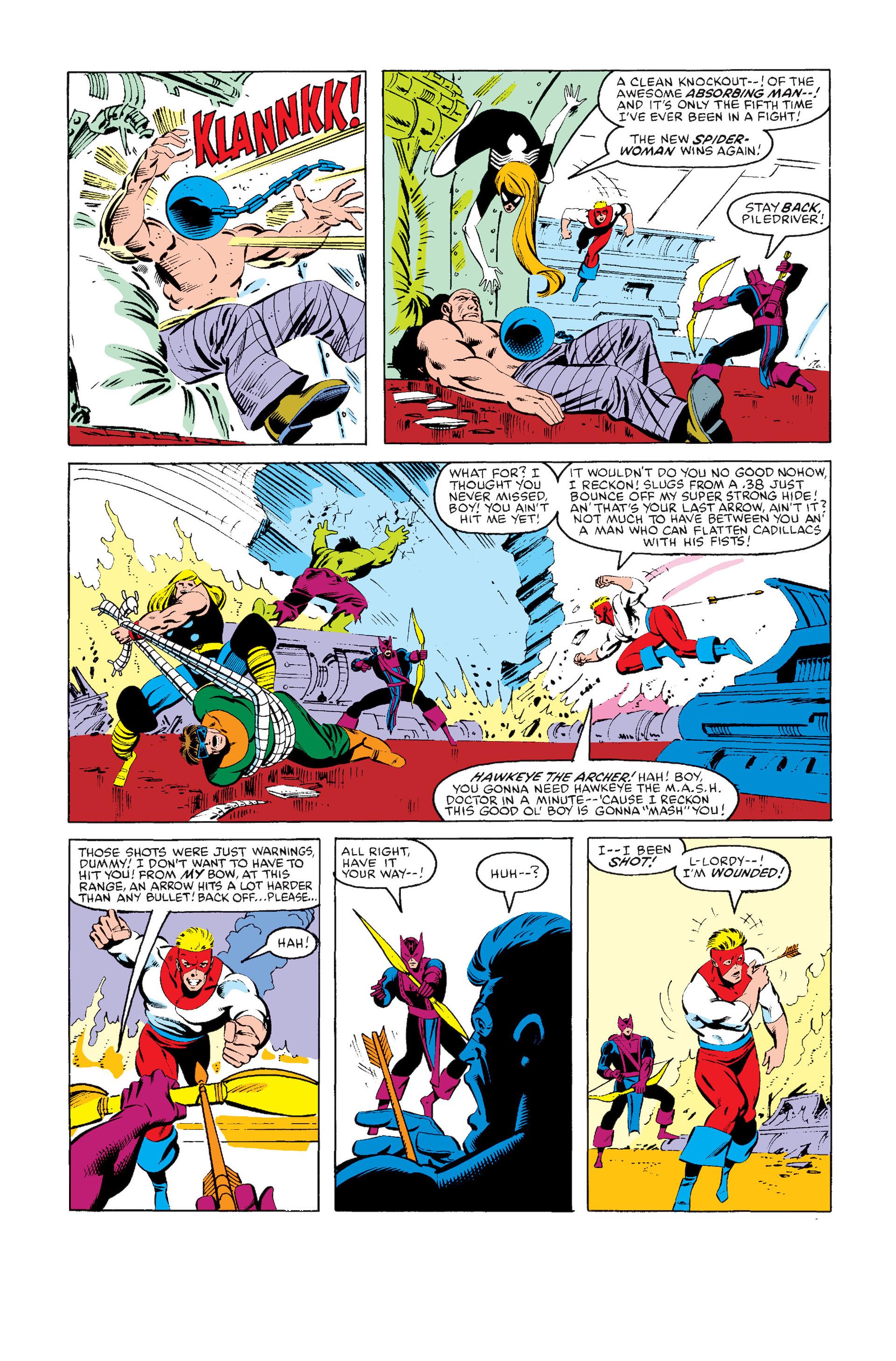 Read online Secret Wars (1985) comic -  Issue #8 - 9