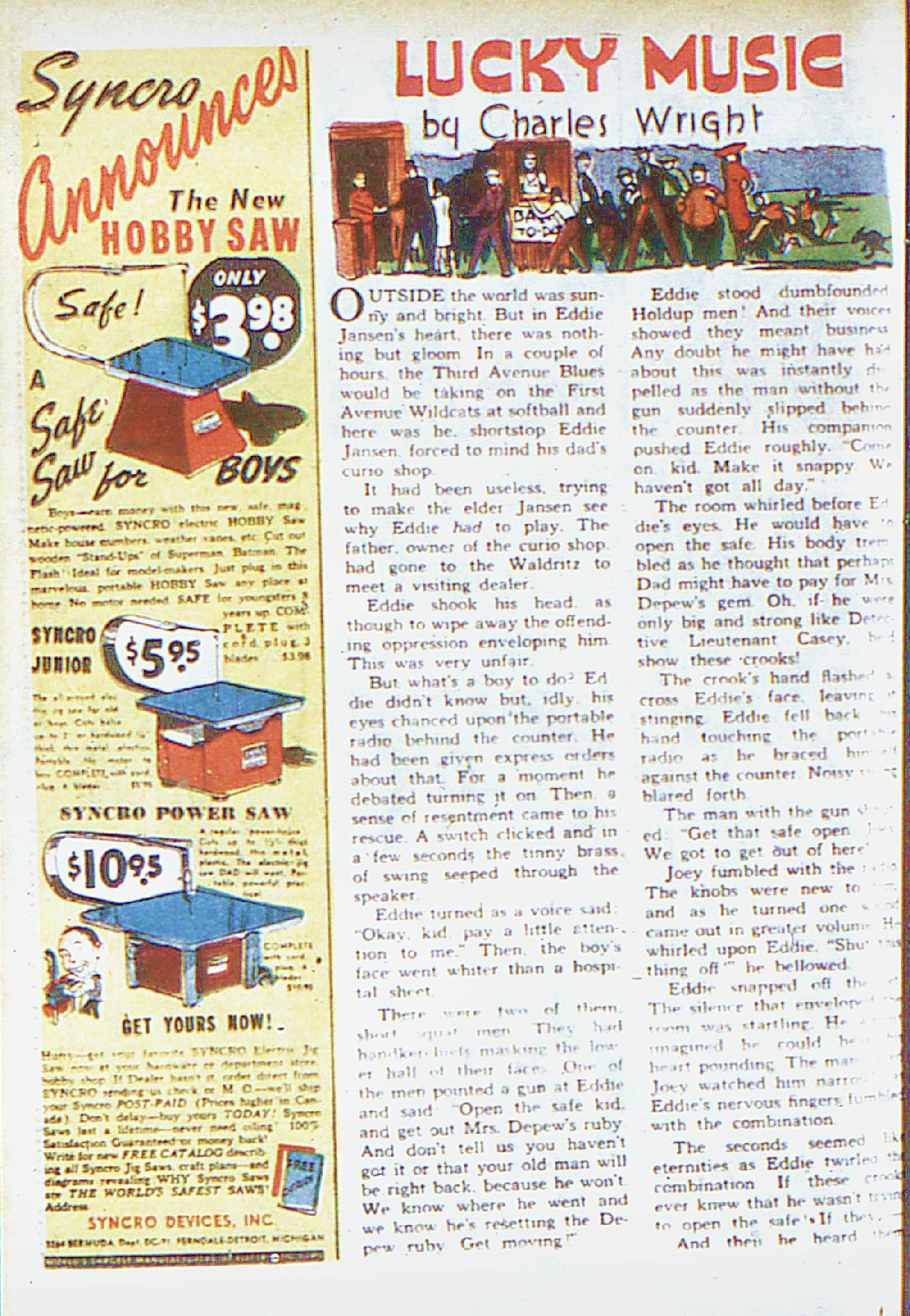 Read online Adventure Comics (1938) comic -  Issue #66 - 51