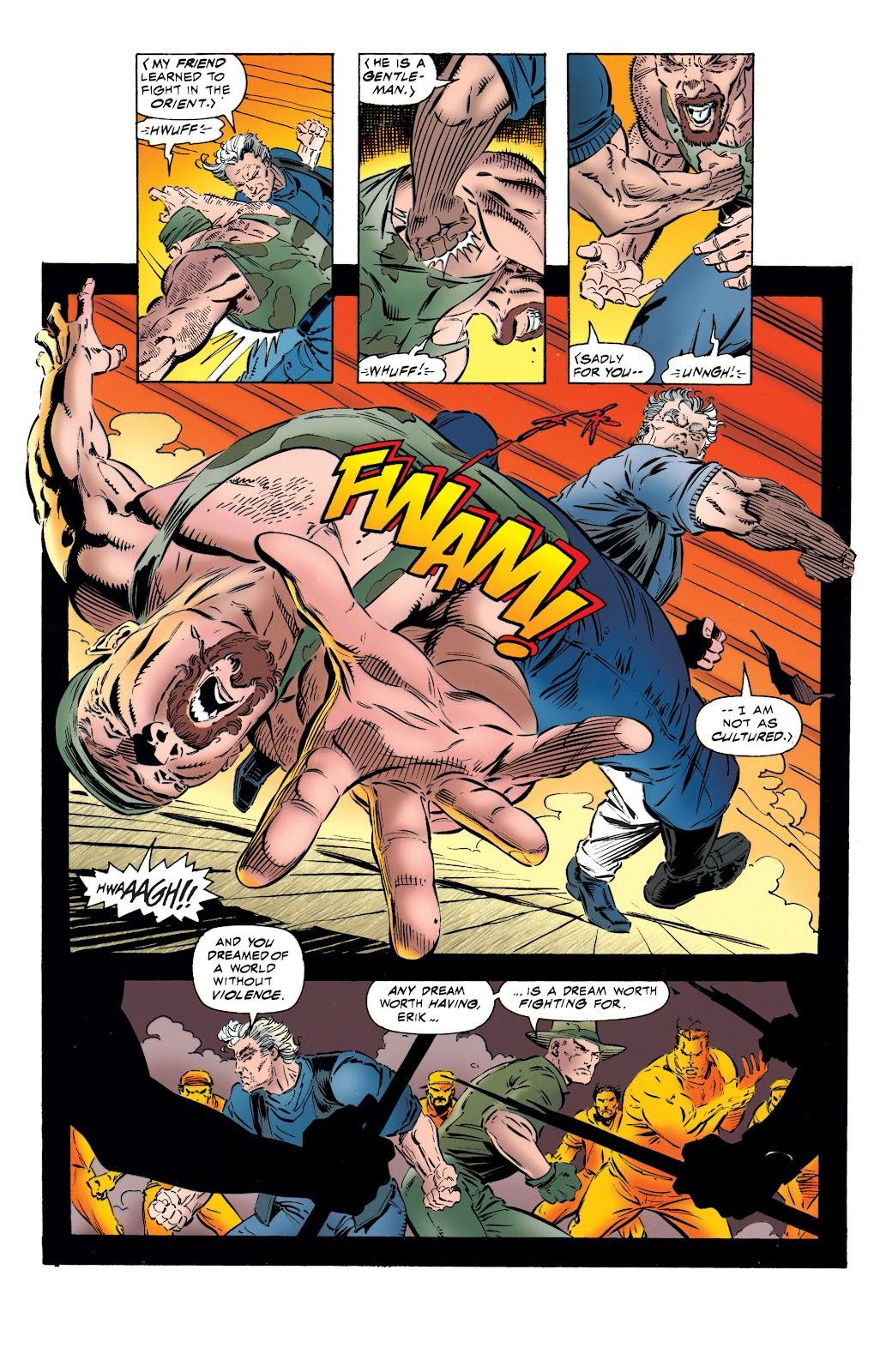 Uncanny X-Men (1963) issue 321 - Page 8