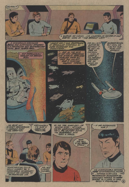 Star Trek (1984) #56 #59 - English 9