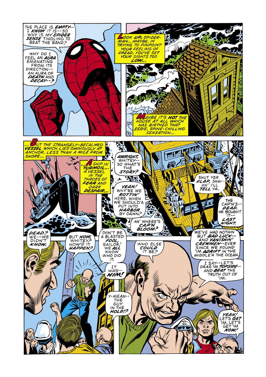 The Amazing Spider-Man (1963) 101 Page 10