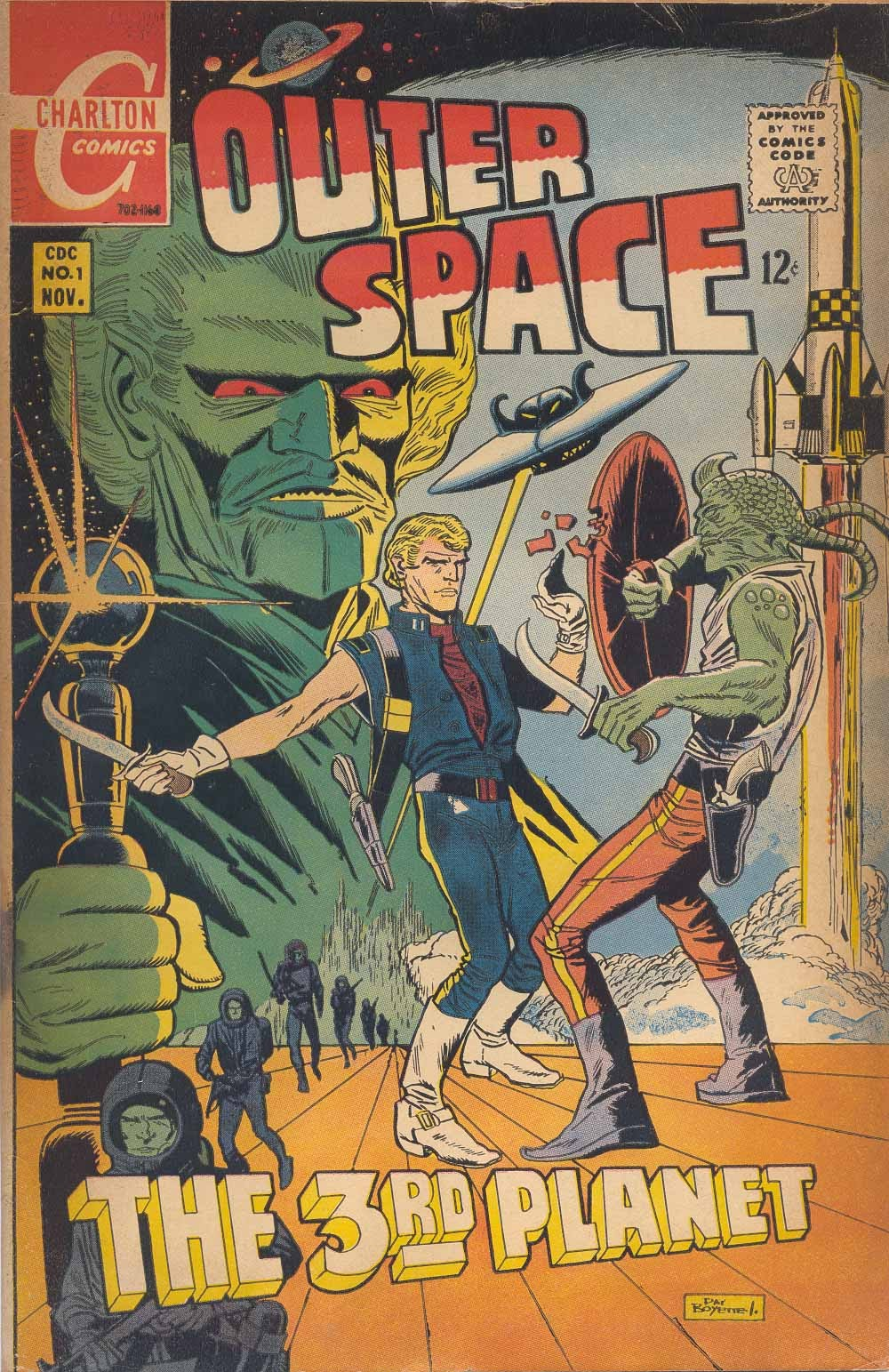 Outer Space issue Full - Page 1