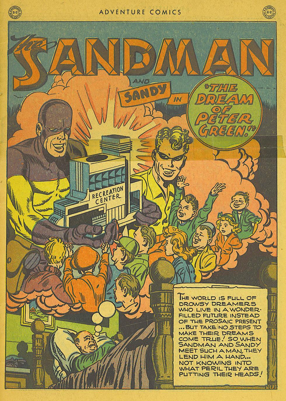 Read online Adventure Comics (1938) comic -  Issue #102 - 2