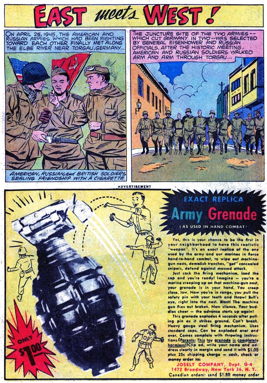 Our Fighting Forces (1954) issue 46 - Page 33