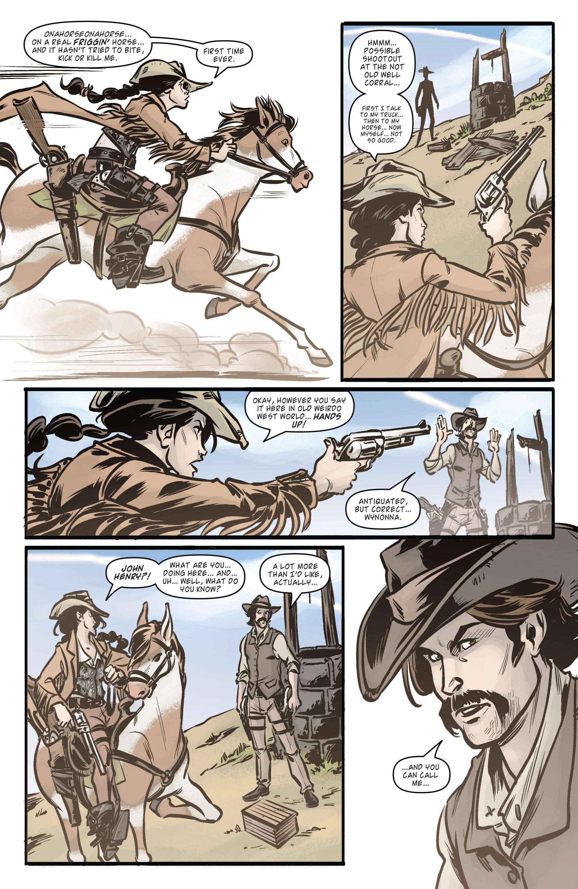 Read online Wynonna Earp (2016) comic -  Issue #5 - 15