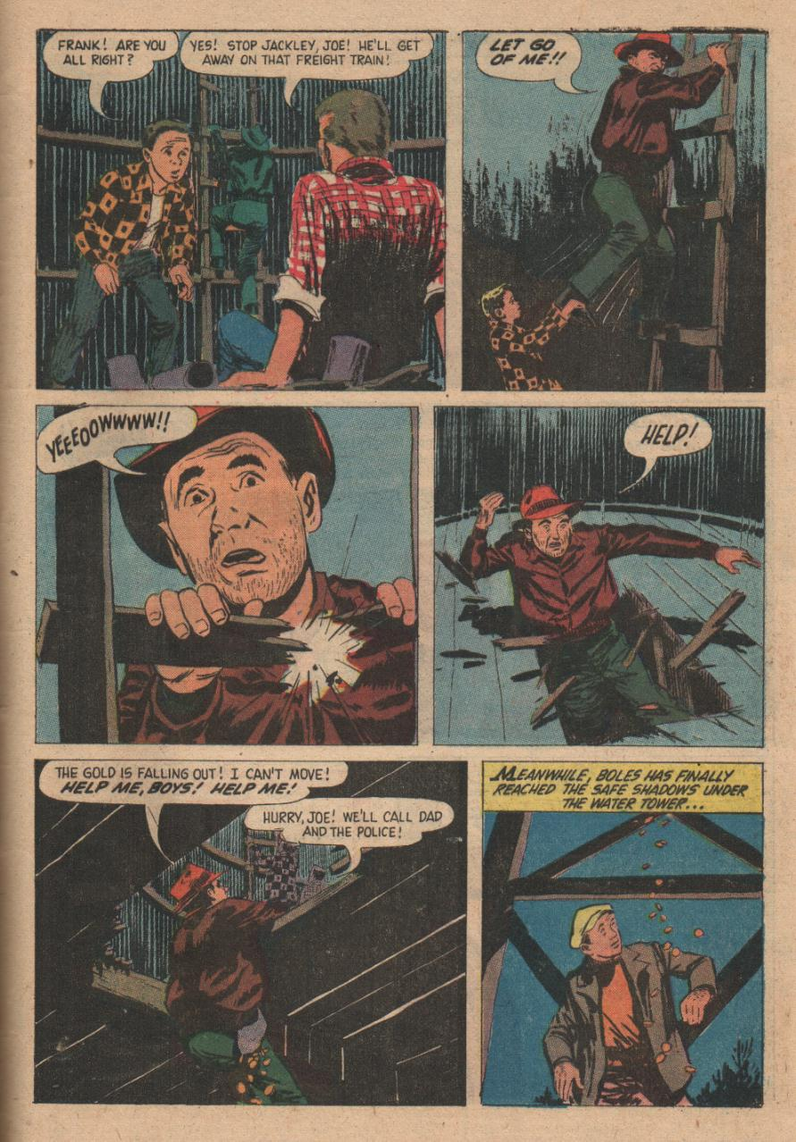 Four Color Comics issue 760 - Page 33