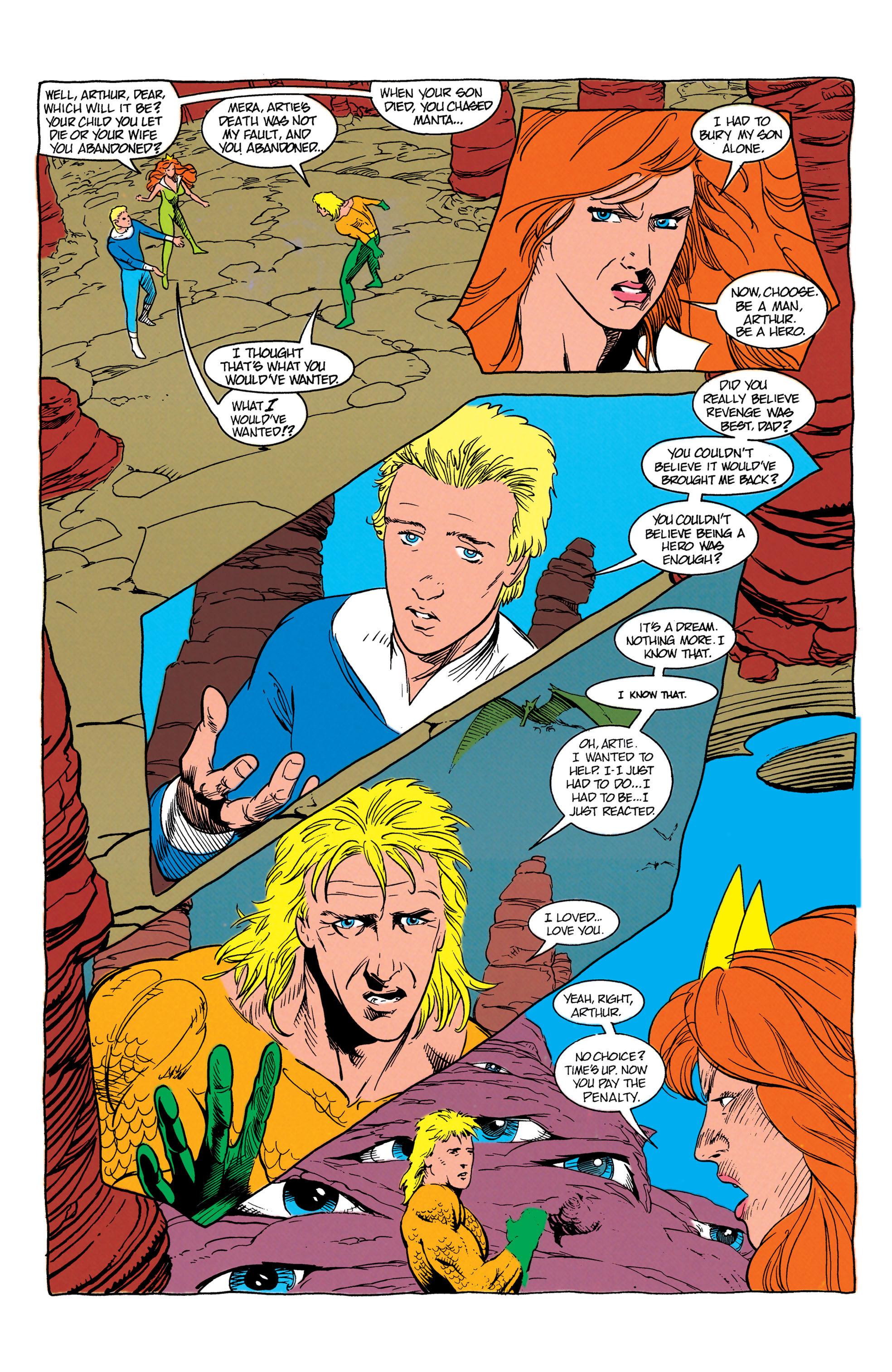 Read online Aquaman (1991) comic -  Issue #7 - 16