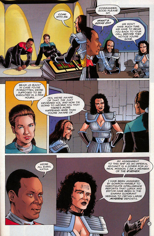 Read online Star Trek: Deep Space Nine - Lightstorm comic -  Issue # Full - 29