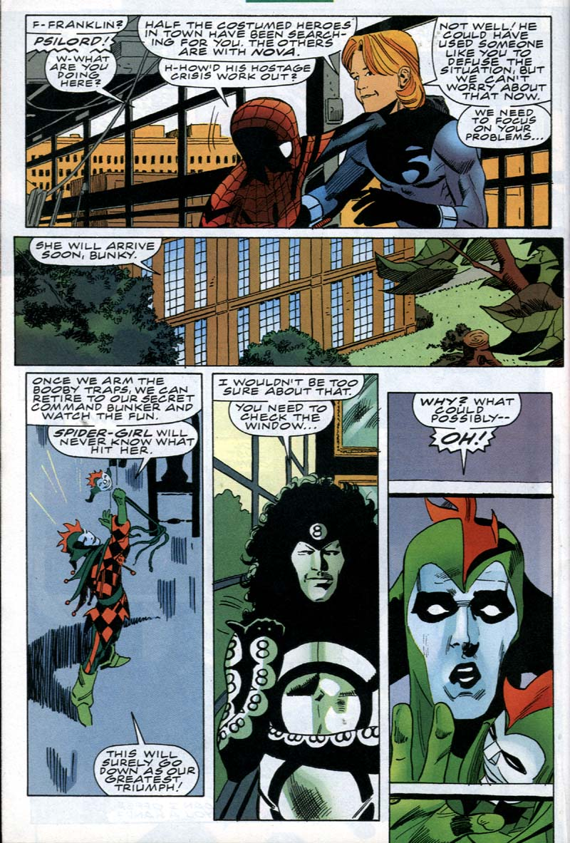 Spider-Girl (1998) Issue #25 #28 - English 36