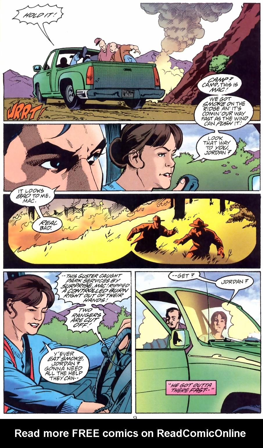Read online Adventures of Superman (1987) comic -  Issue #524 - 10