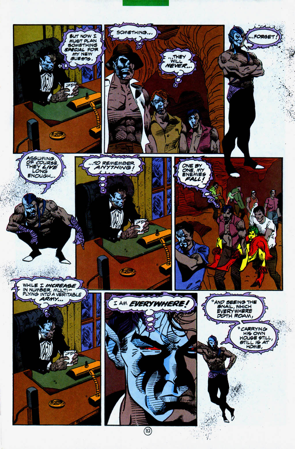 Eclipso Issue #4 #5 - English 20