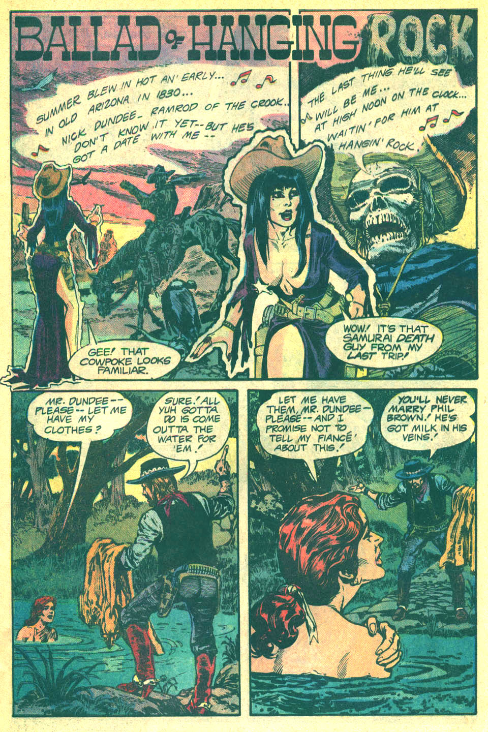 Elvira's House of Mystery Issue #3 #4 - English 5