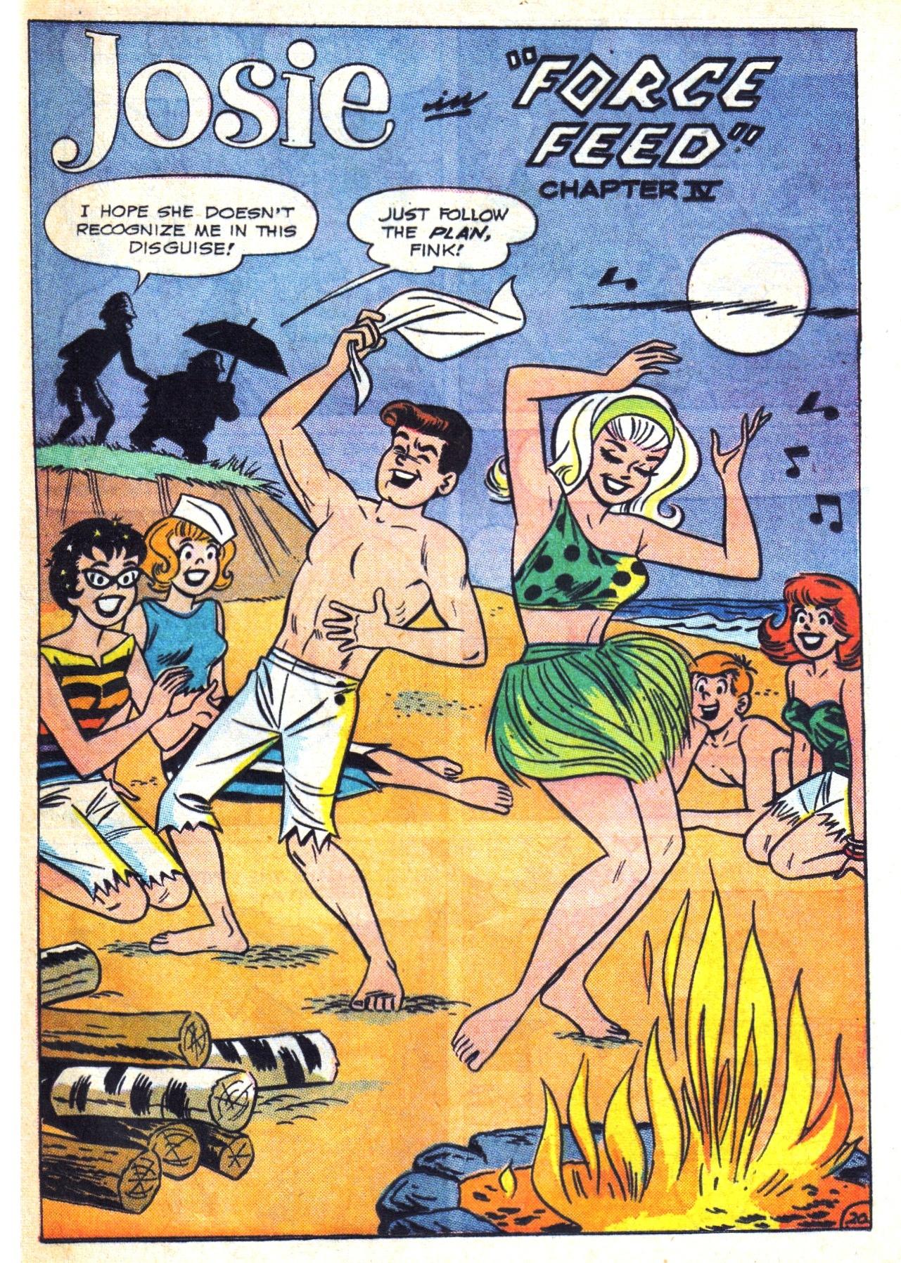 Read online She's Josie comic -  Issue #3 - 29