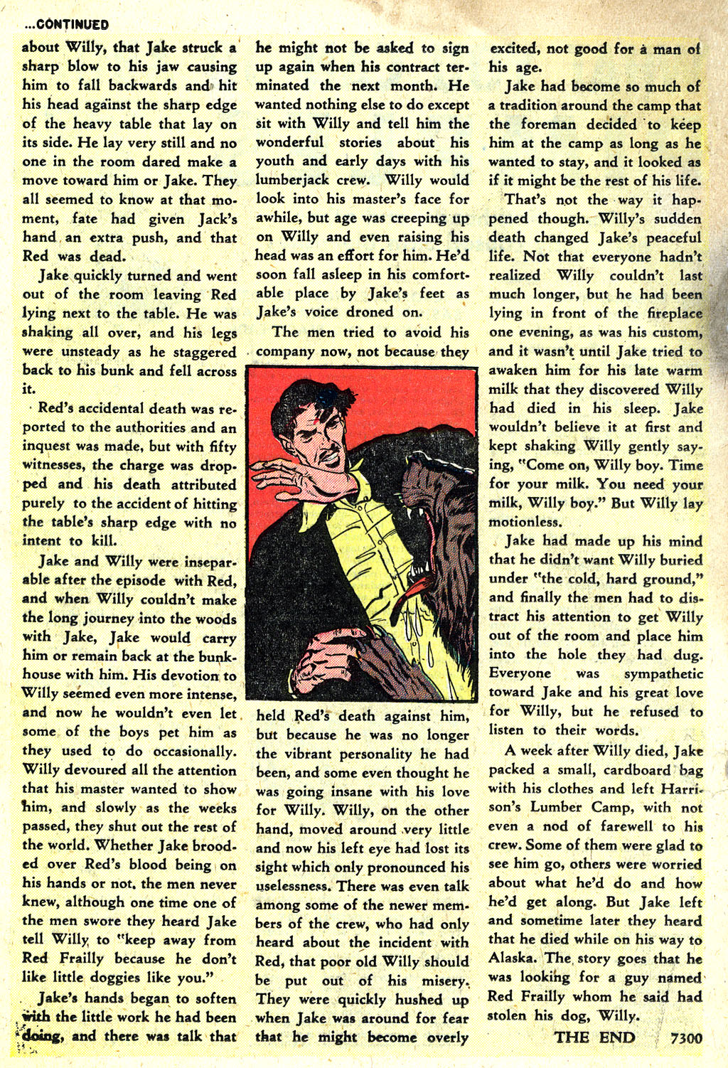 Kent Blake of the Secret Service issue 1 - Page 20