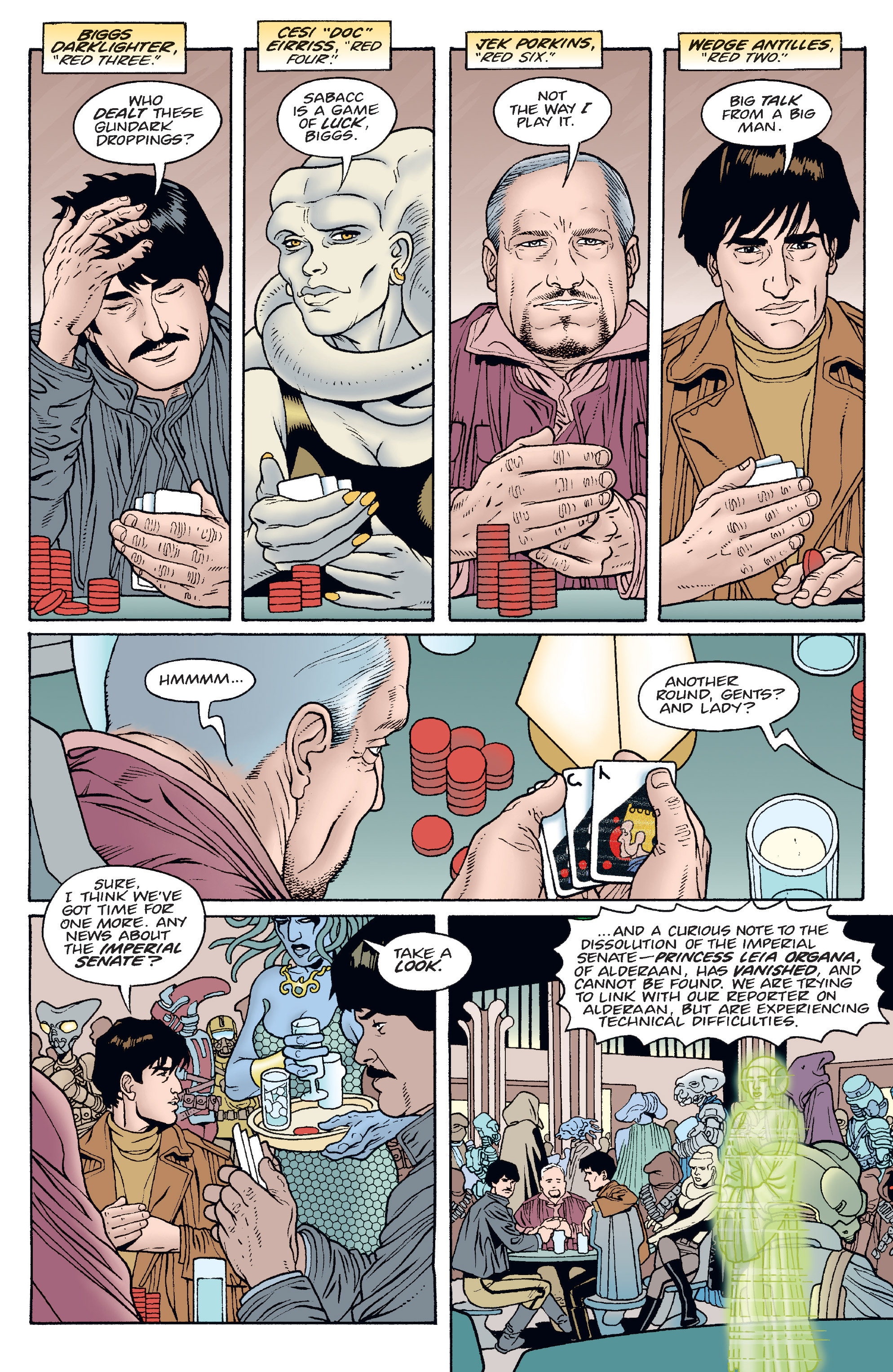 Read online Star Wars Omnibus comic -  Issue # Vol. 22 - 8
