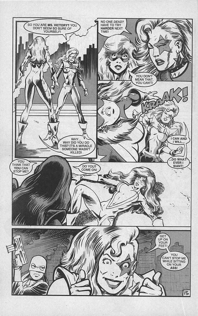 Femforce Issue #46 #46 - English 20