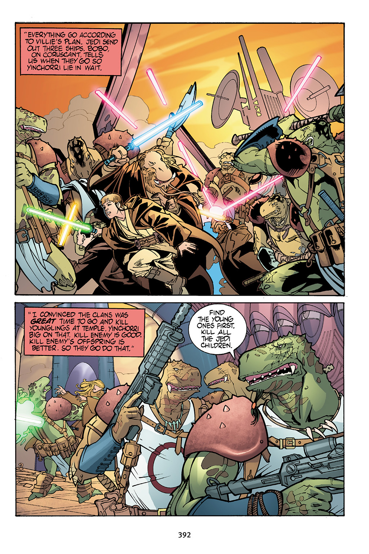 Read online Star Wars Omnibus comic -  Issue # Vol. 15.5 - 110