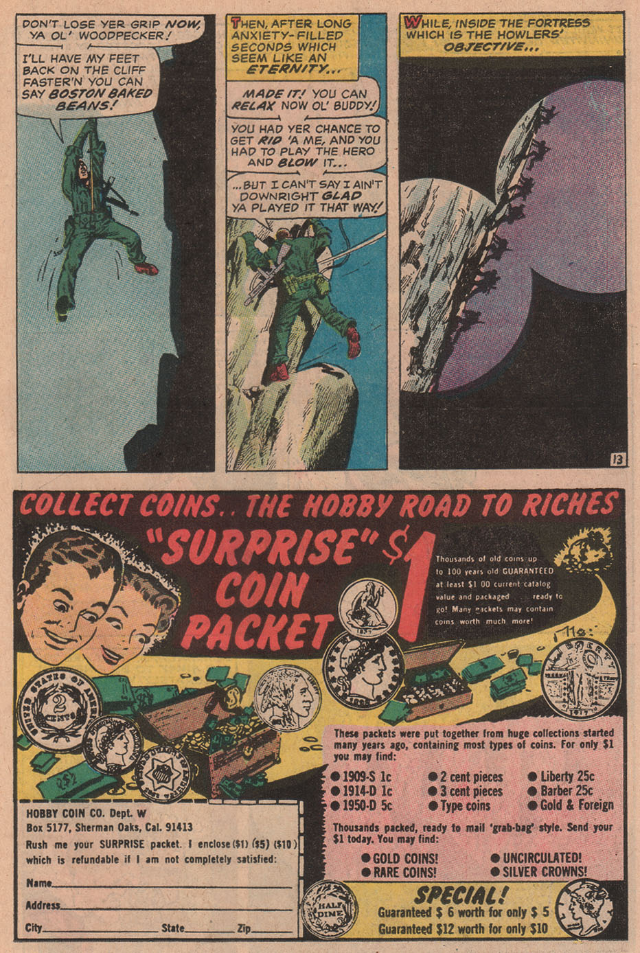 Read online Sgt. Fury comic -  Issue #79 - 19