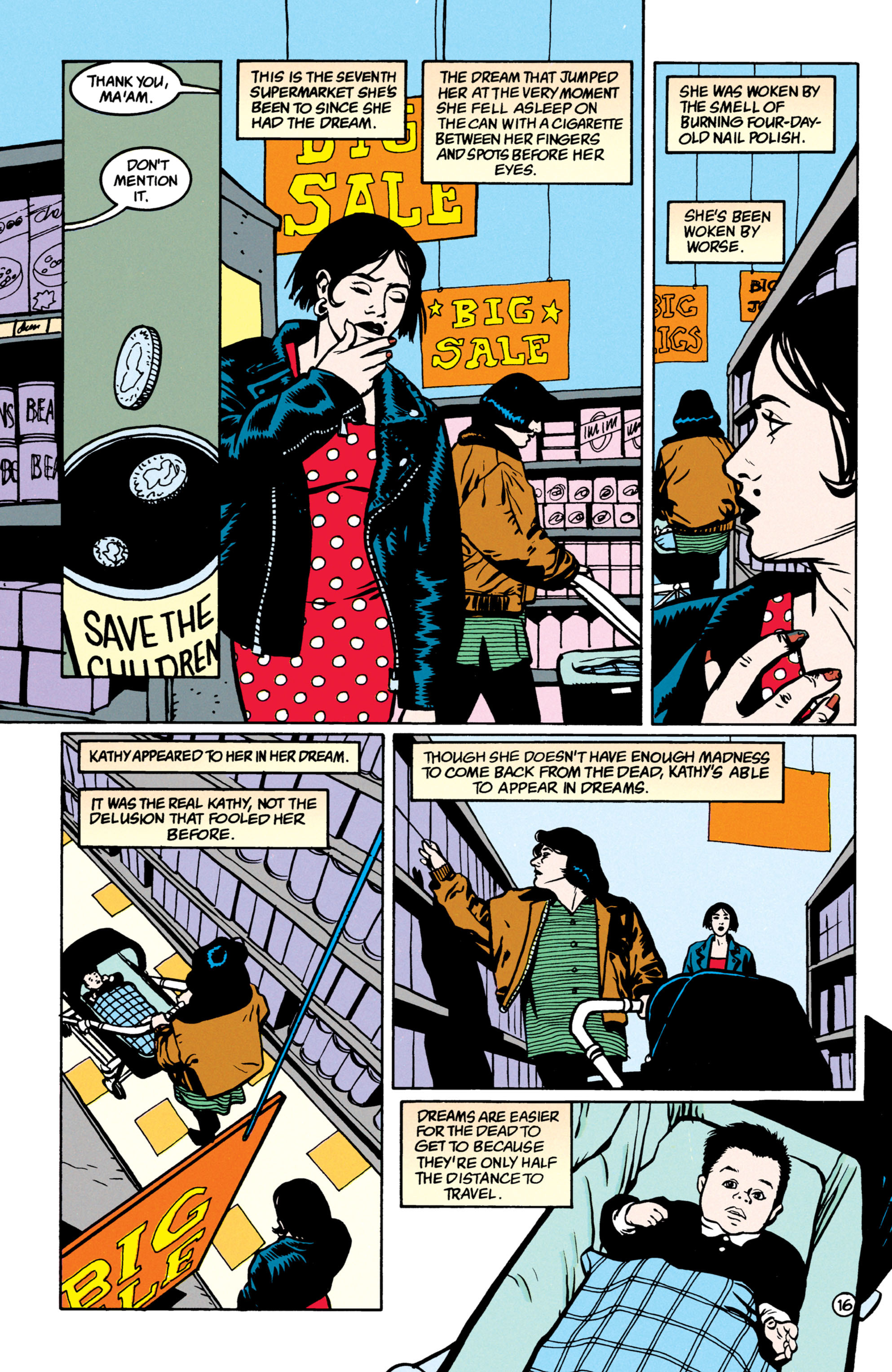 Read online Shade, the Changing Man comic -  Issue #52 - 17