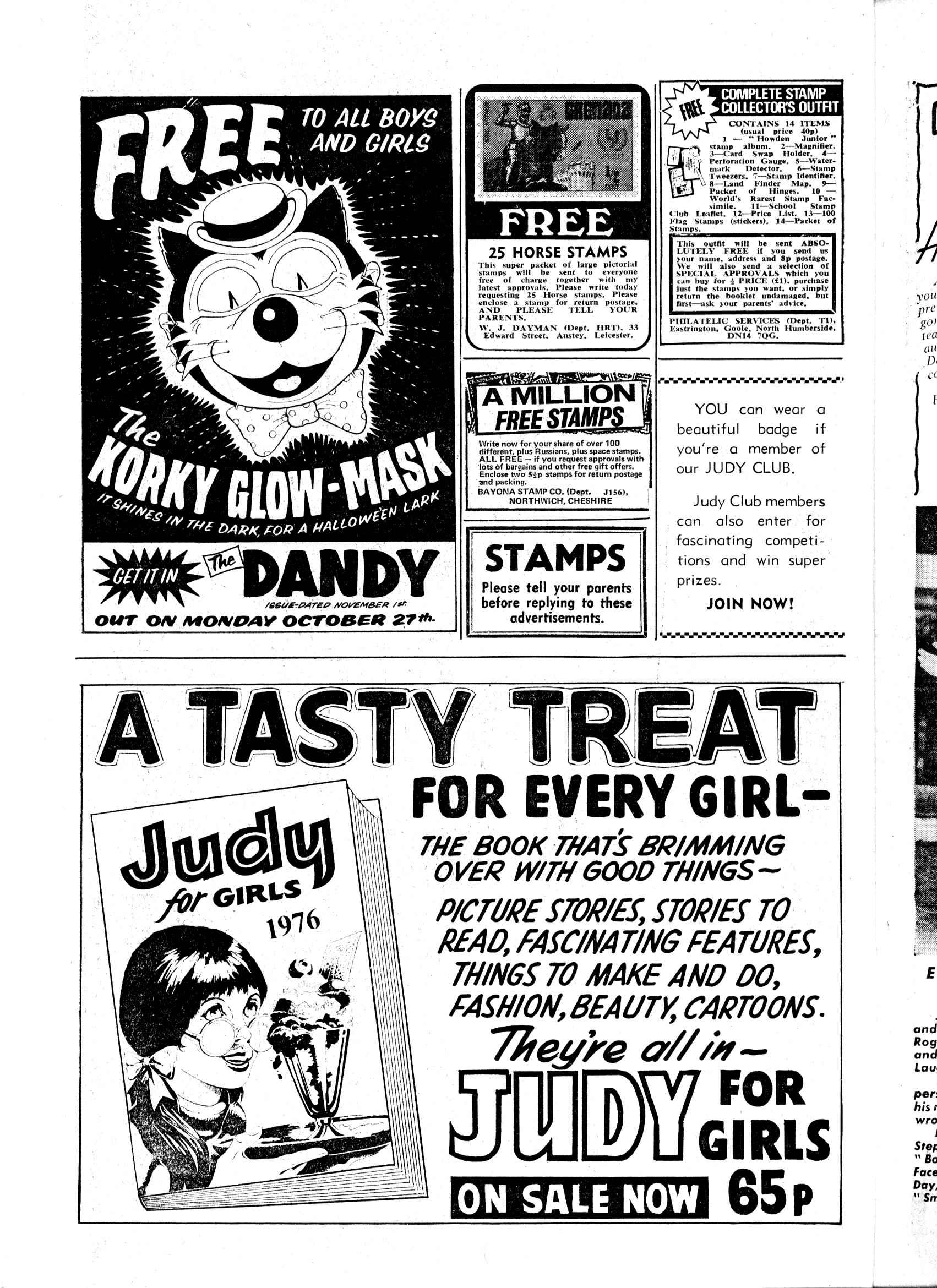 Read online Judy comic -  Issue #824 - 10