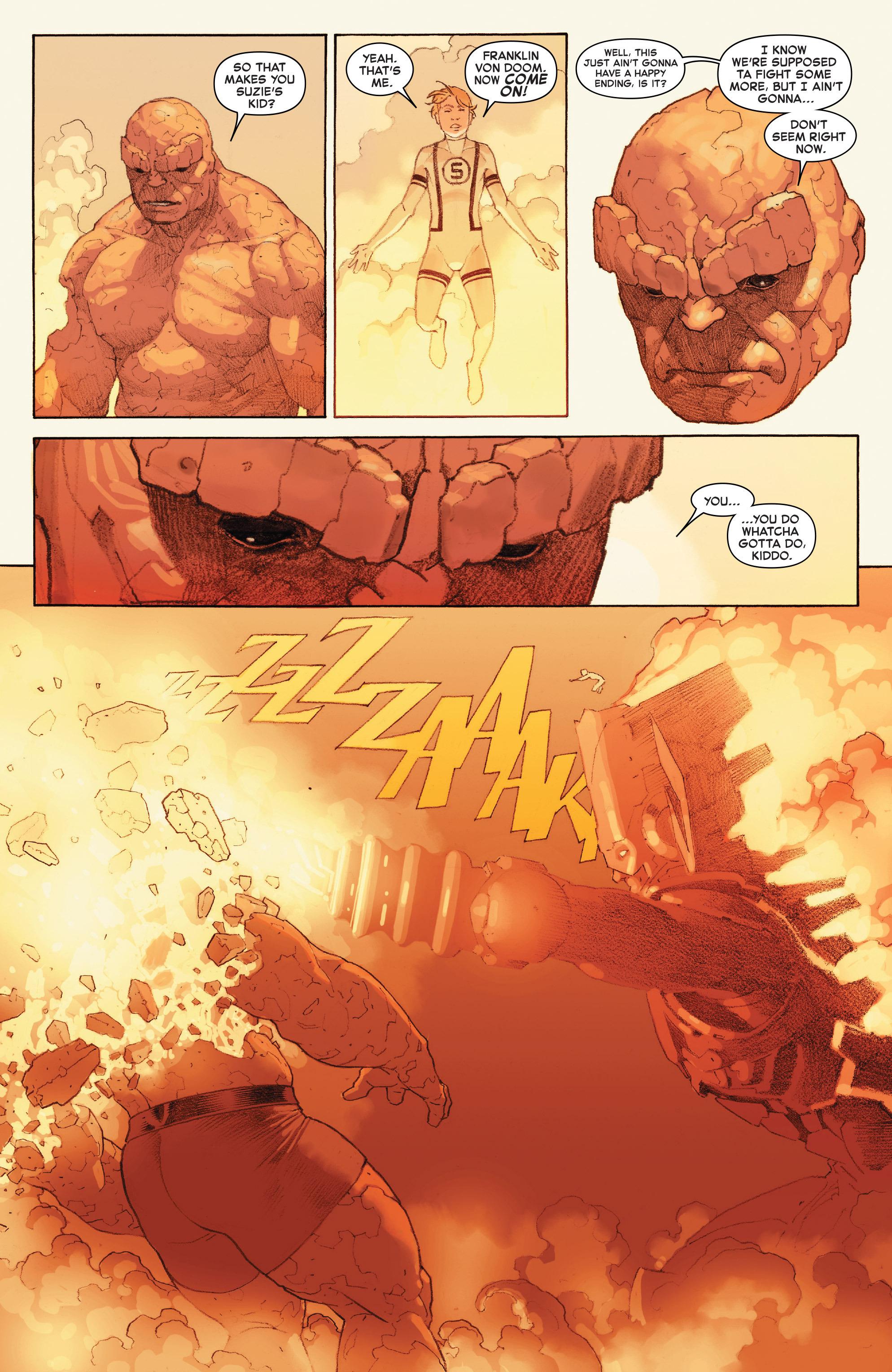 Read online Secret Wars comic -  Issue #8 - 13