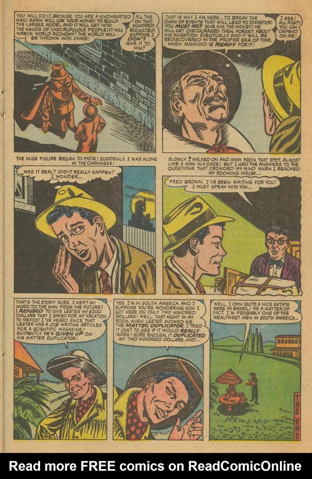 Spellbound (1952) issue 29 - Page 21