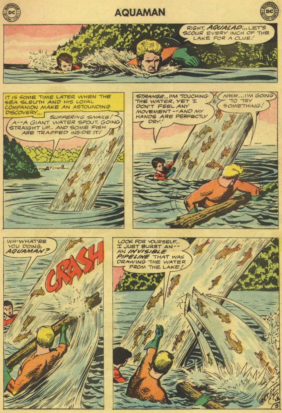 Read online Aquaman (1962) comic -  Issue #8 - 7
