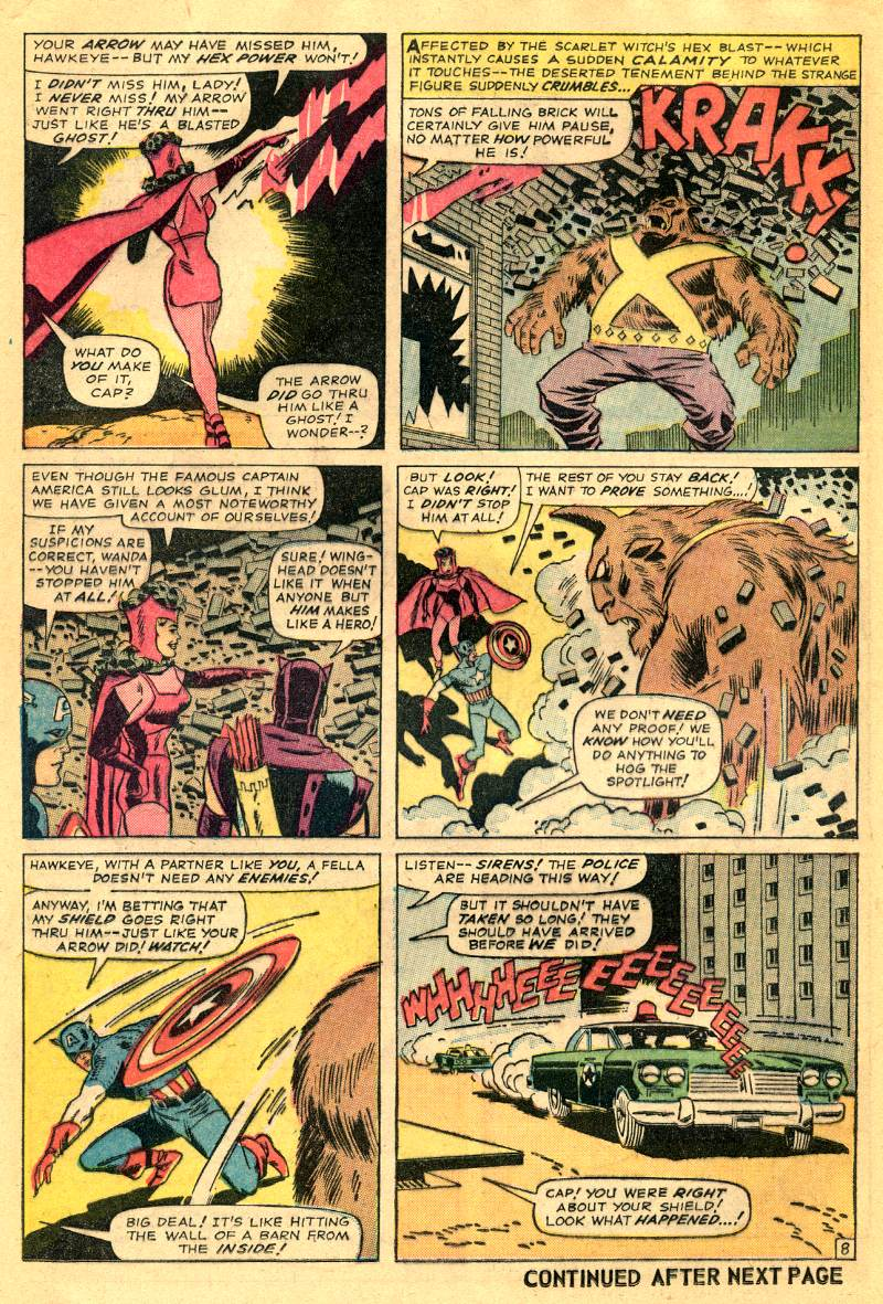 The Avengers (1963) 21 Page 11