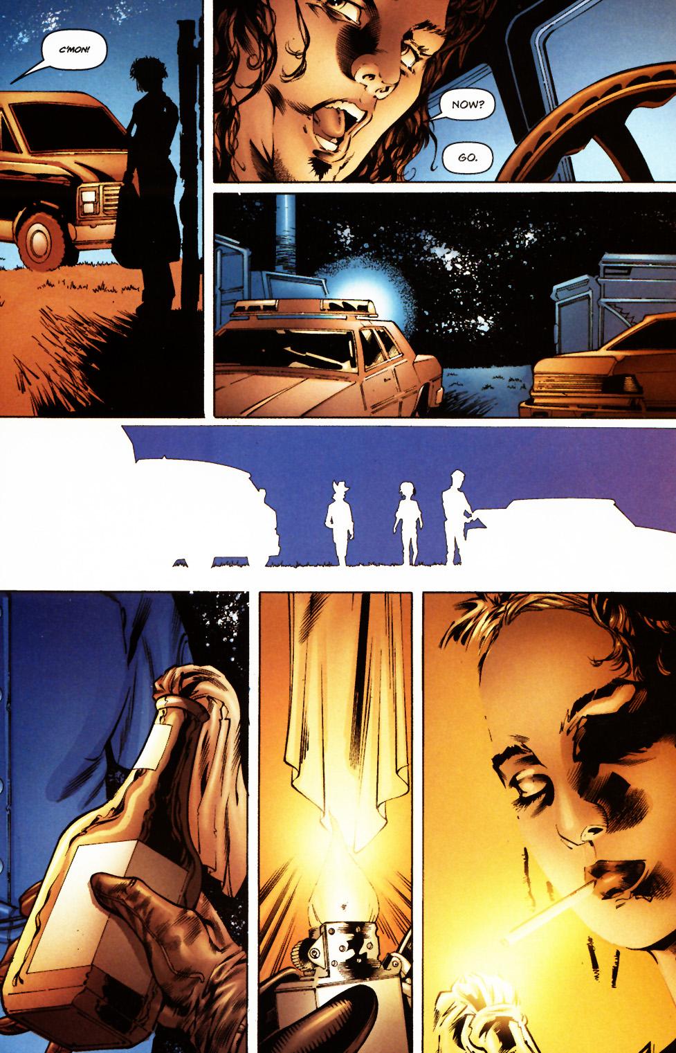 Read online Felon comic -  Issue #3 - 19