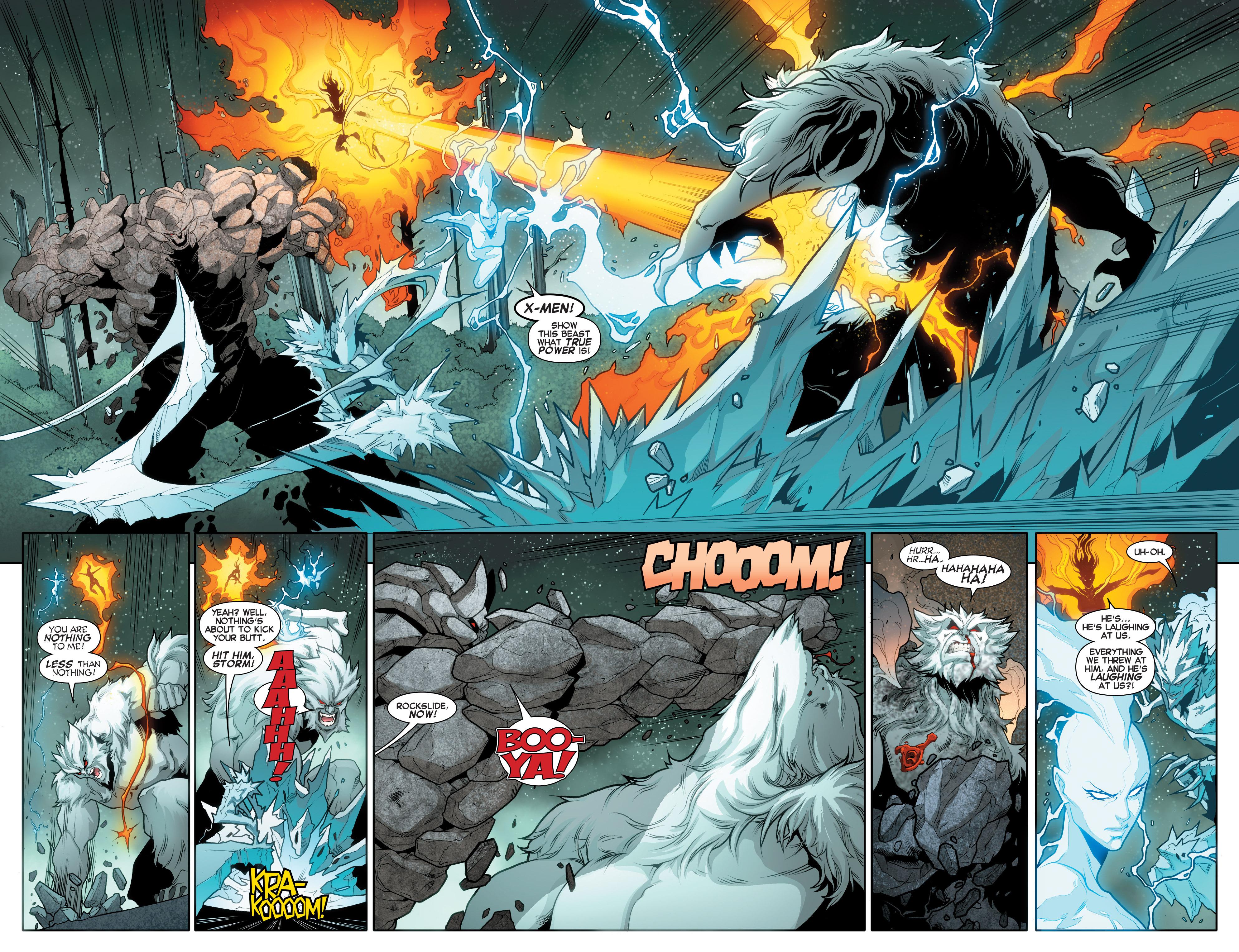 Read online Amazing X-Men (2014) comic -  Issue #12 - 16