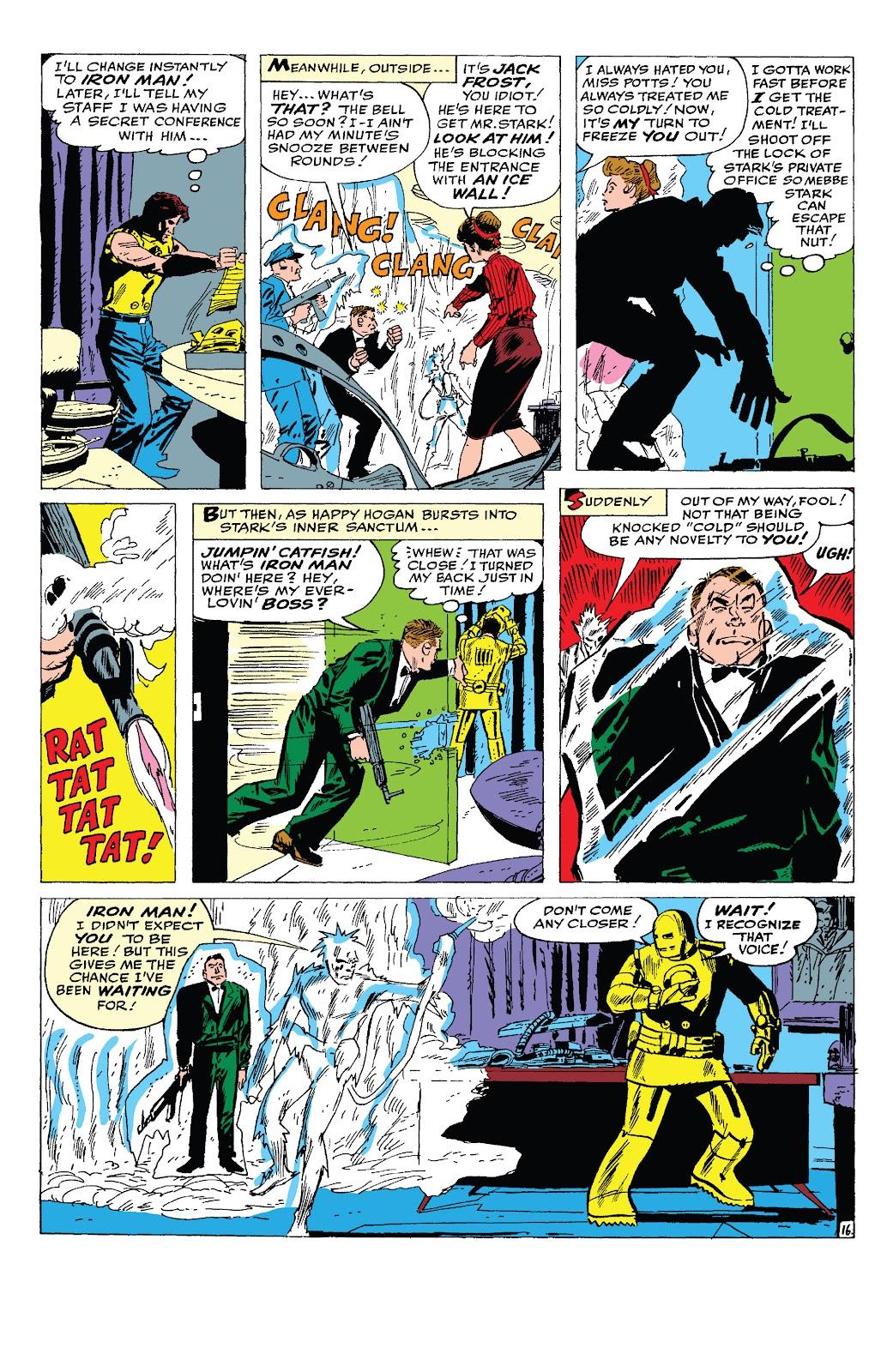 Read online Marvel Tales: Iron Man comic -  Issue # Full - 35