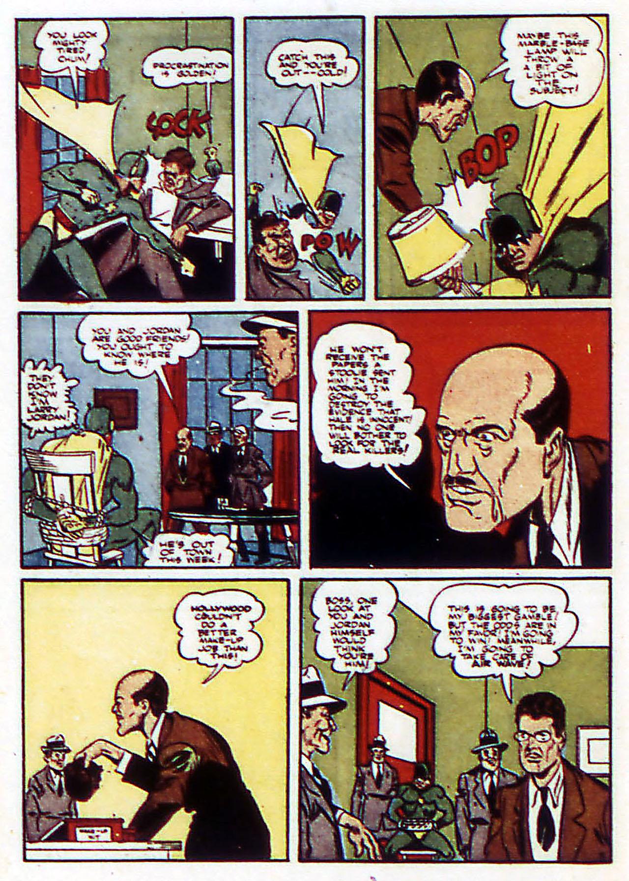 Read online Detective Comics (1937) comic -  Issue #72 - 53