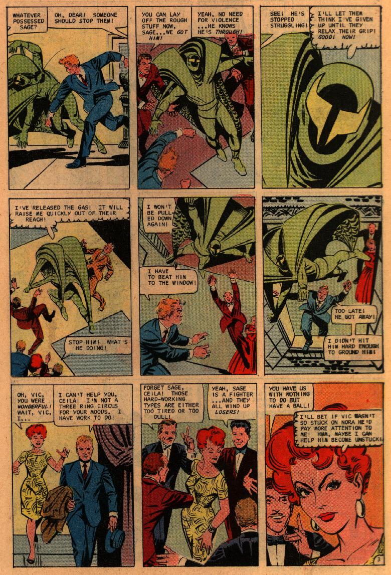 Blue Beetle (1967) issue 2 - Page 27