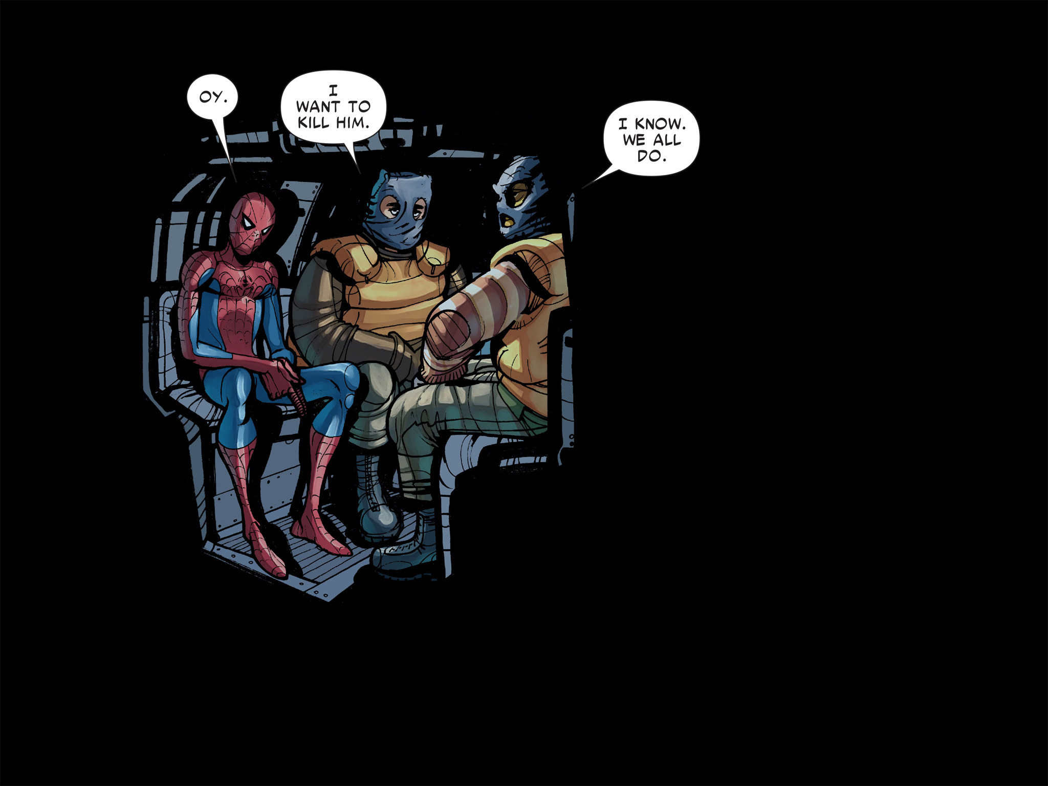 Read online Amazing Spider-Man: Who Am I? comic -  Issue # Full (Part 1) - 117
