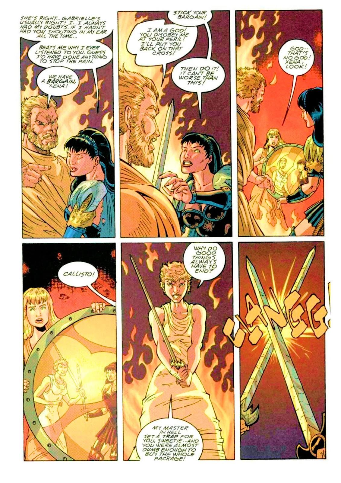 Xena: Warrior Princess (1999) Issue #2 #2 - English 22