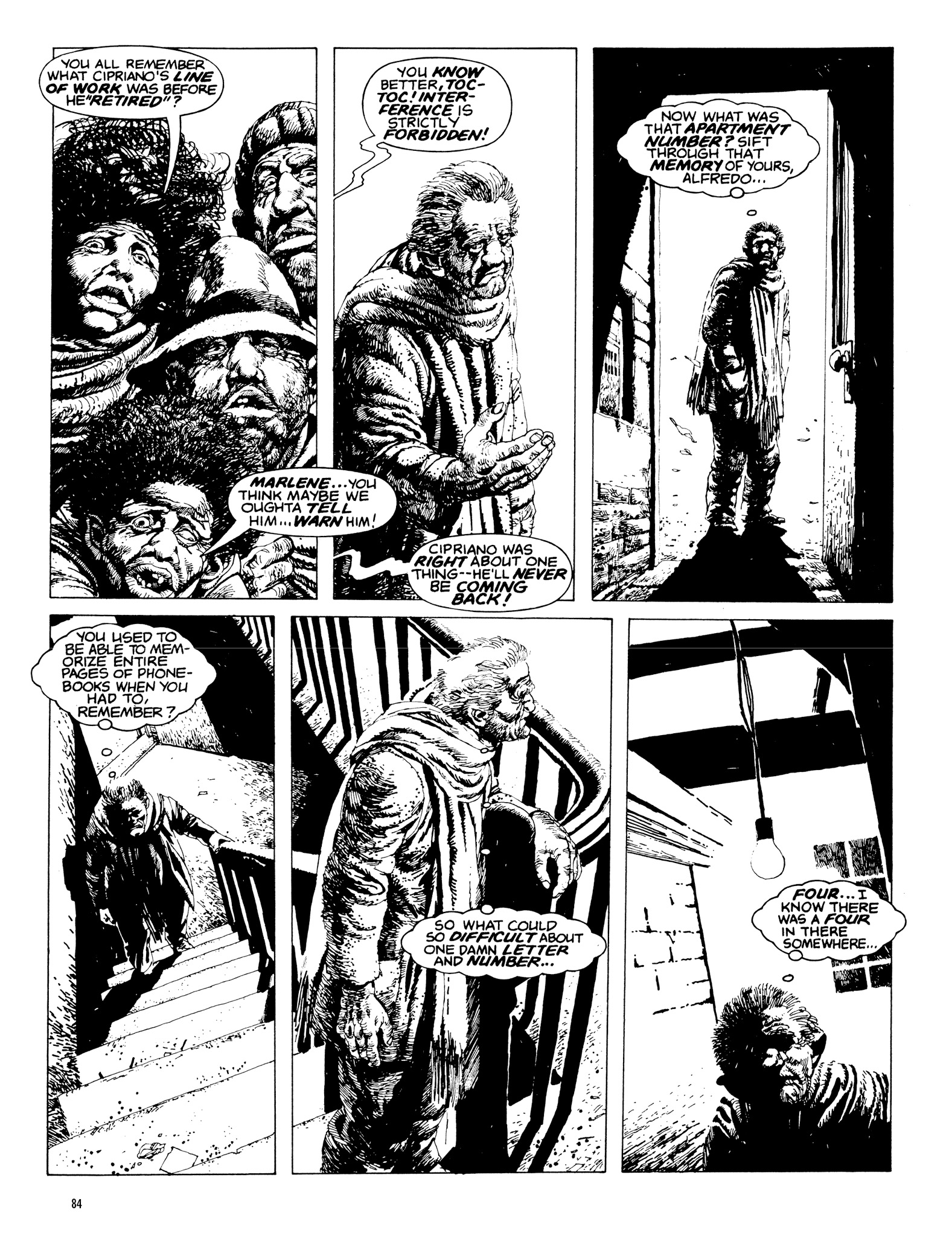 Read online Eerie Archives comic -  Issue # TPB 20 - 84