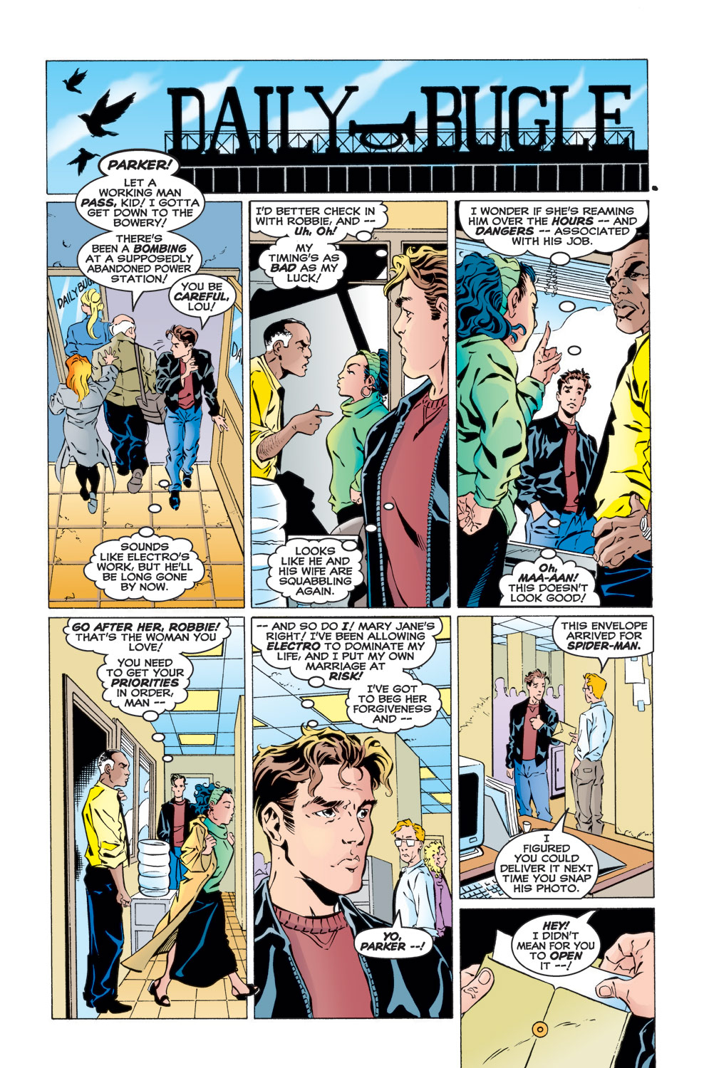 The Amazing Spider-Man (1963) 425 Page 18