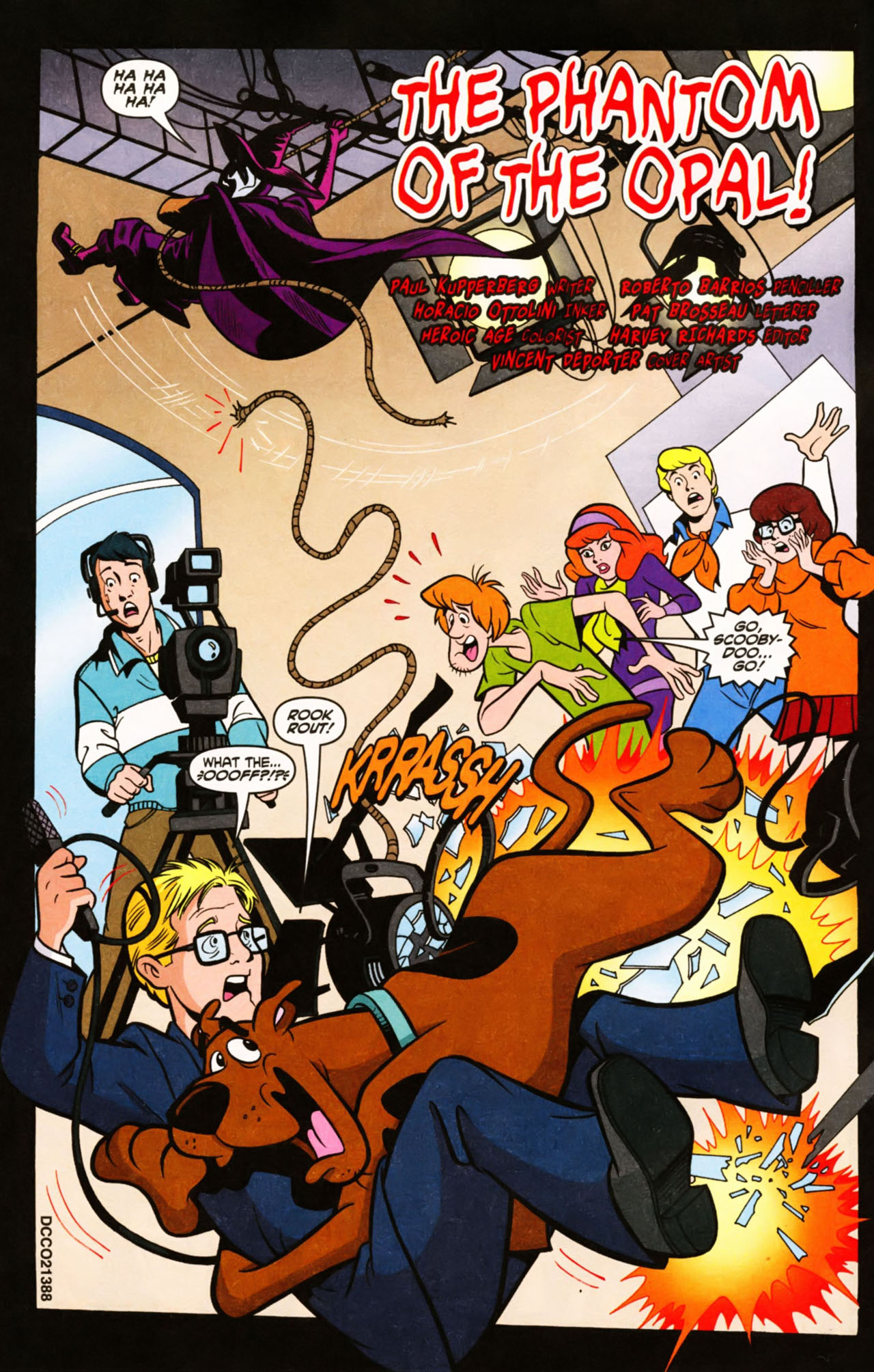 Read online Scooby-Doo (1997) comic -  Issue #153 - 3