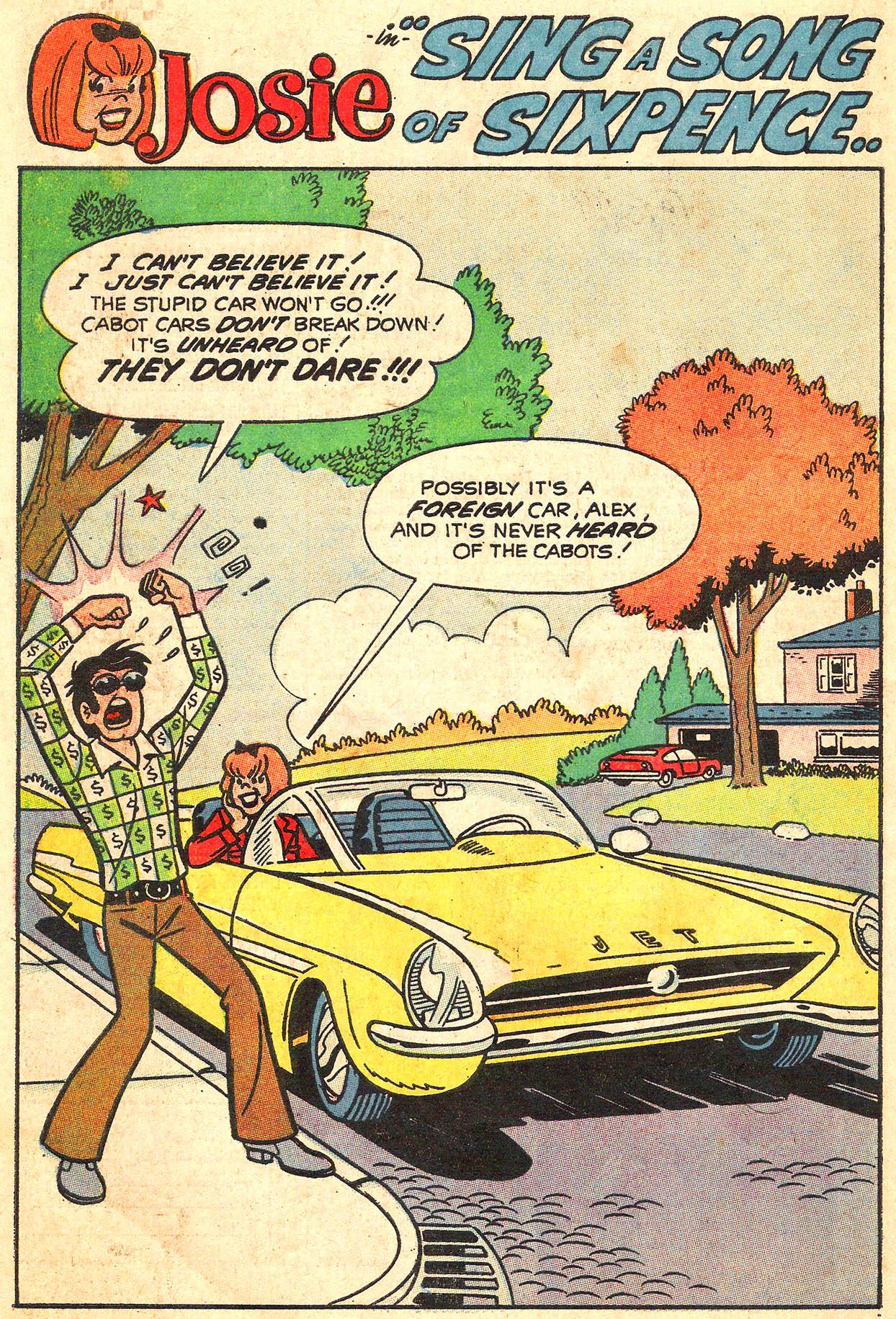 Read online She's Josie comic -  Issue #59 - 34